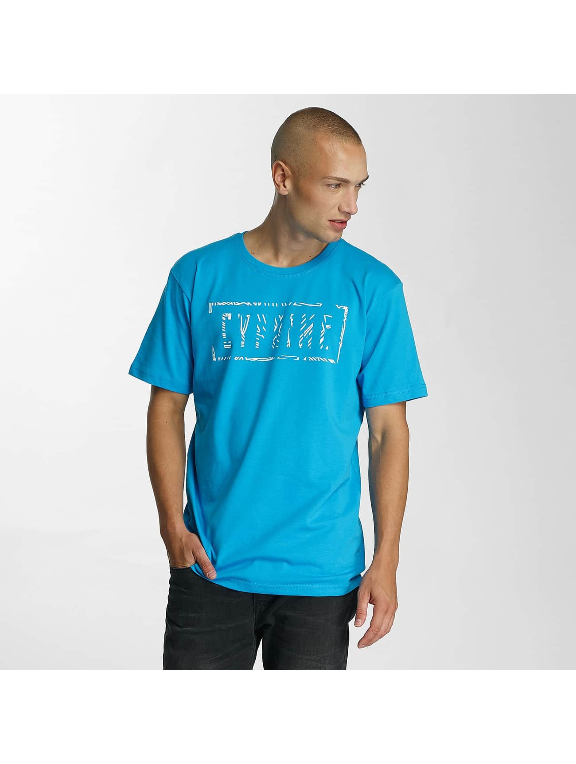 Cyprime / T-Shirt Cerium in turquoise 2XL