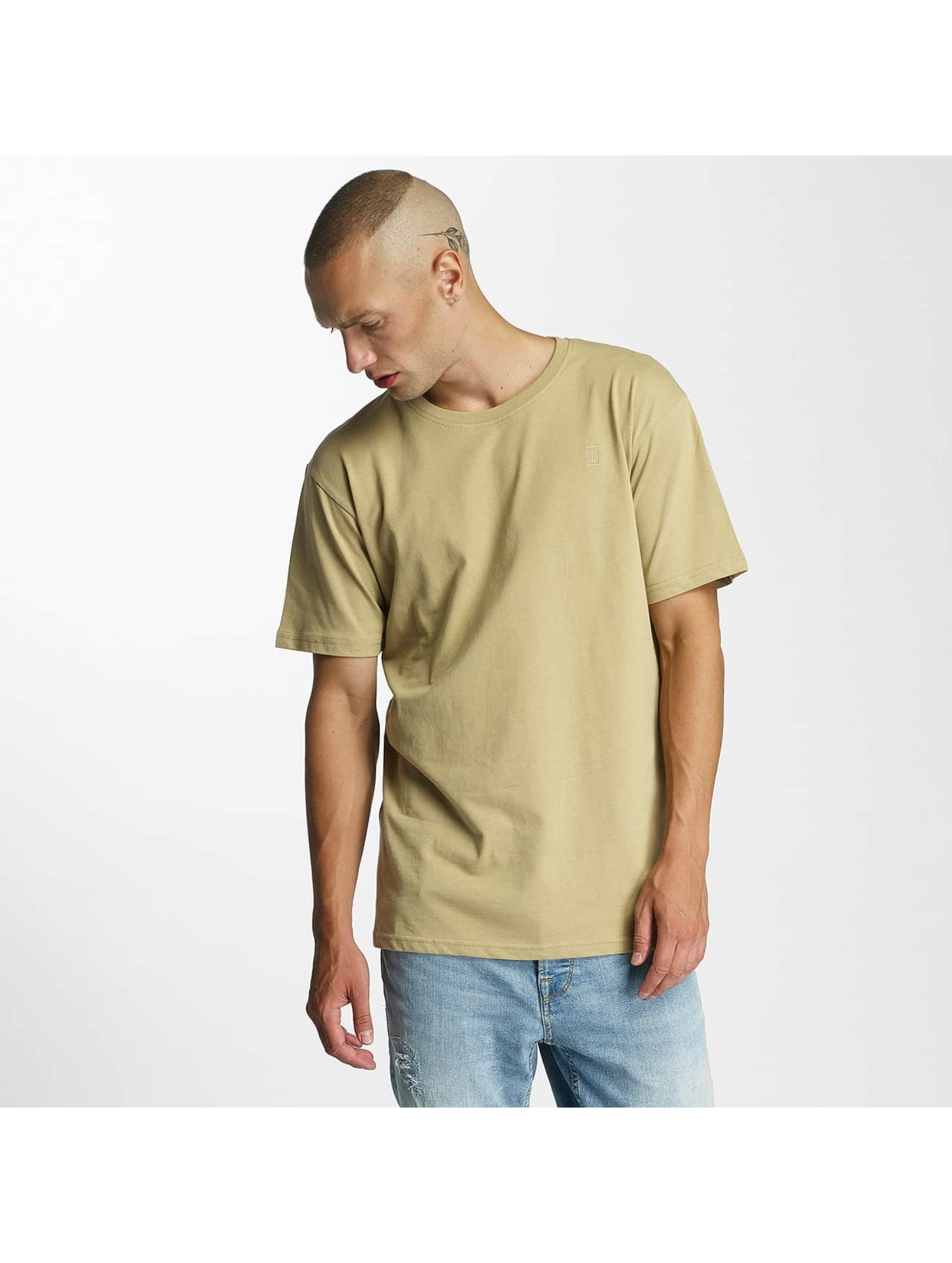 Cyprime Männer T-Shirt Platinum in beige