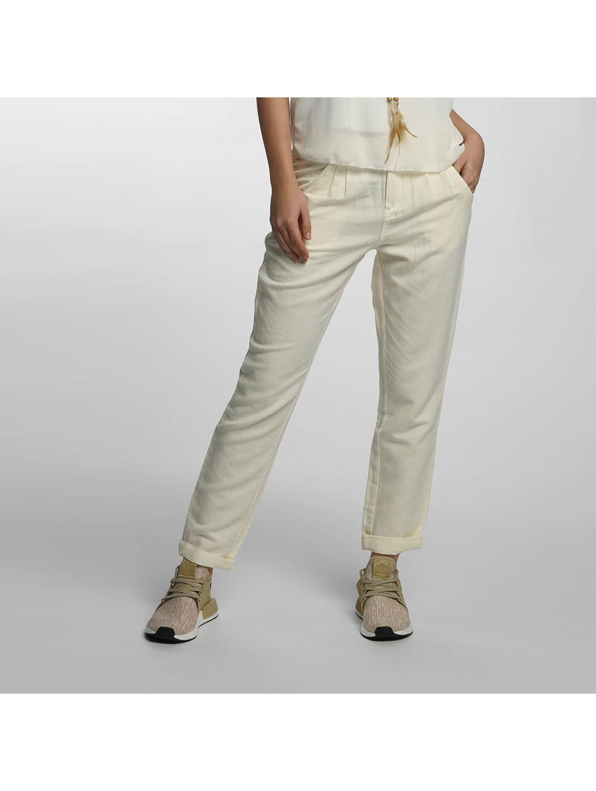 Oxbow Frauen Chino Romana in weiß