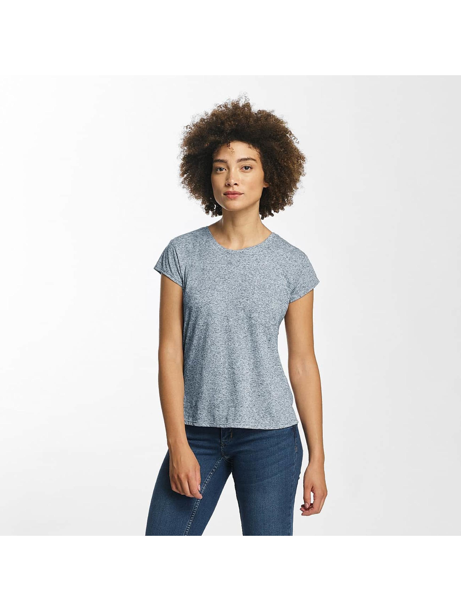 JACQUELINE de YONG Frauen T-Shirt jdyBolette in blau