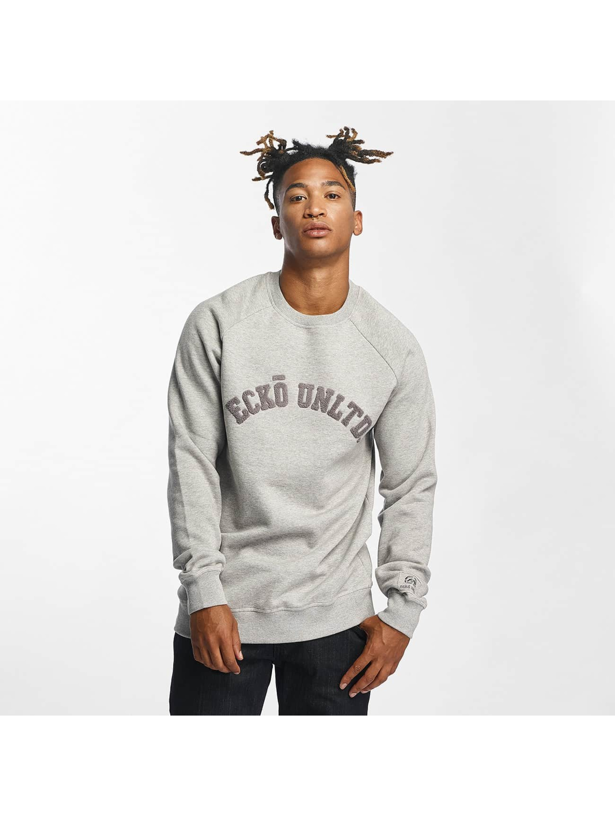 Ecko Unltd. Männer Pullover Dagoba in grau
