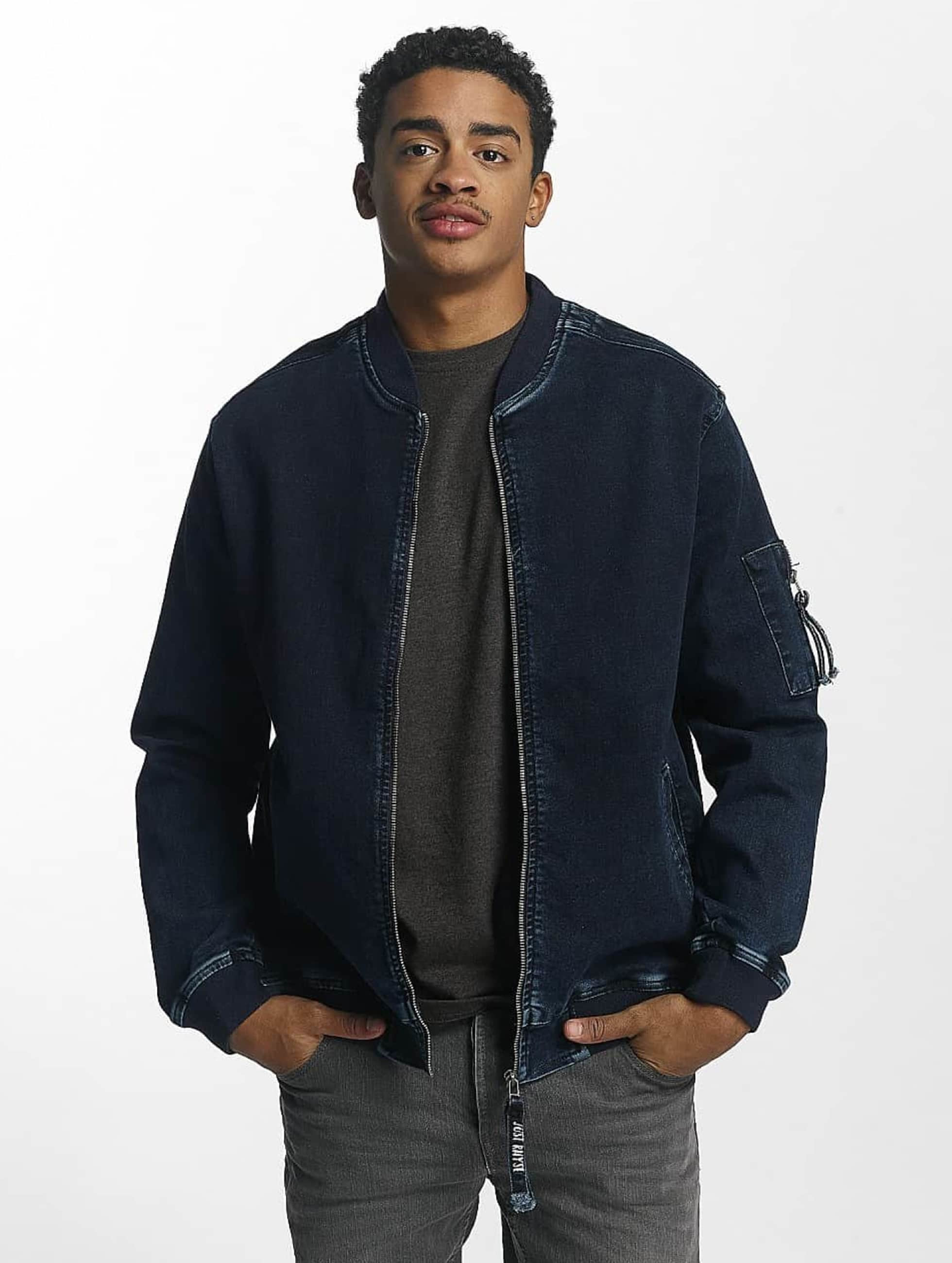 Just Rhyse / Lightweight Jacket Lennox in blue L