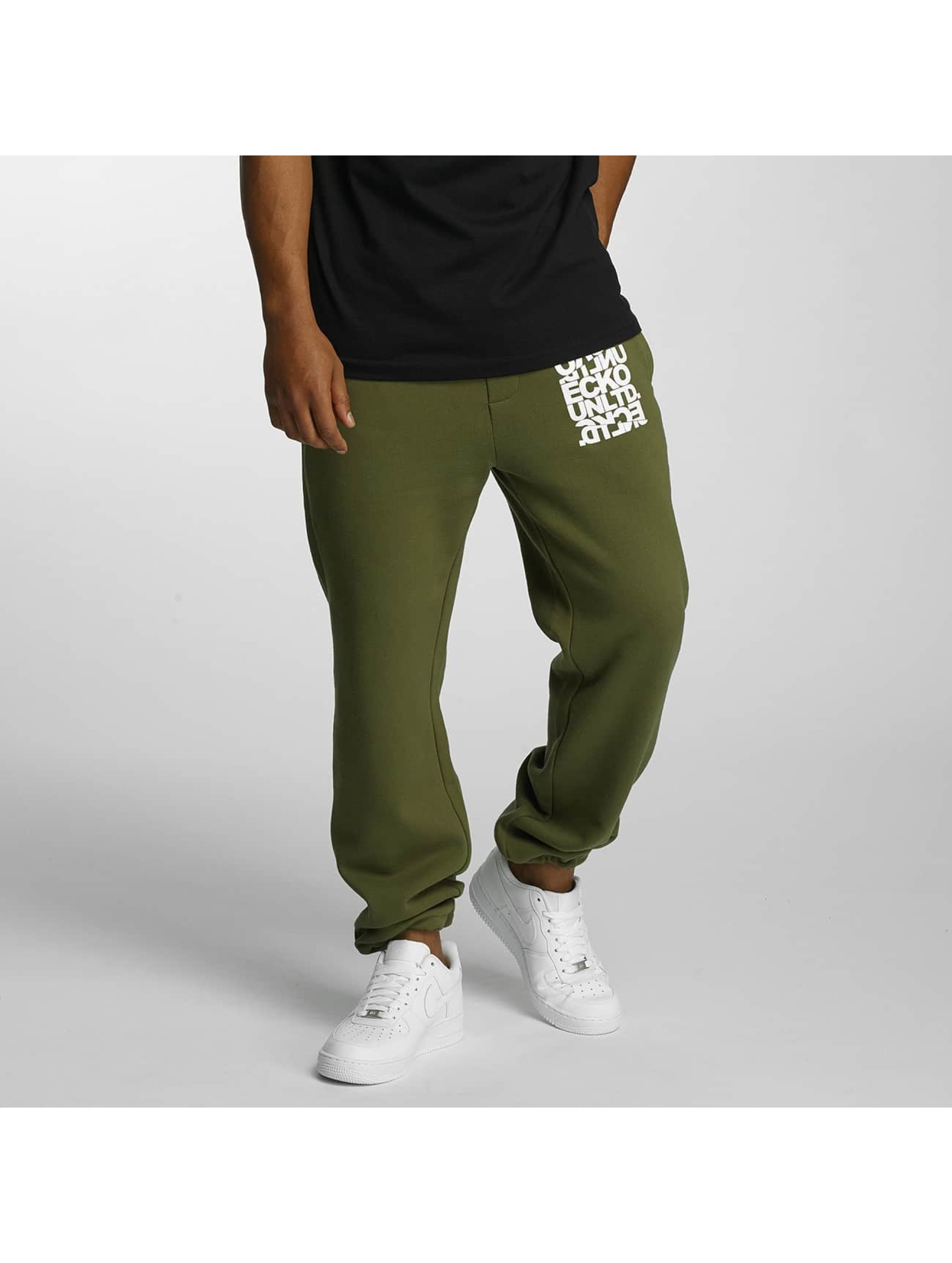 Ecko Unltd. Männer Jogginghose Joe in olive