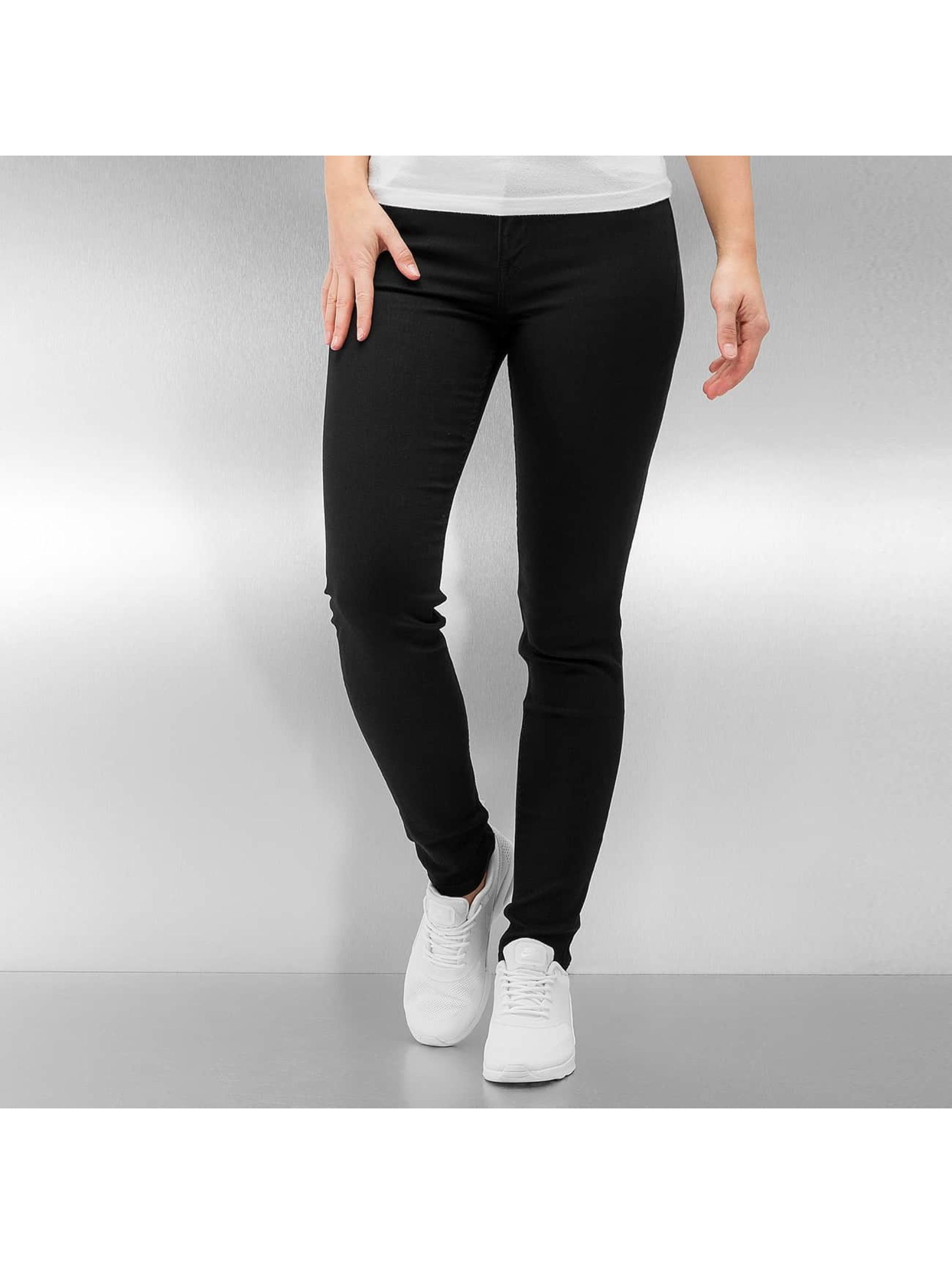 Lee Frauen High Waist Jeans Scarlett High Waist in schwarz