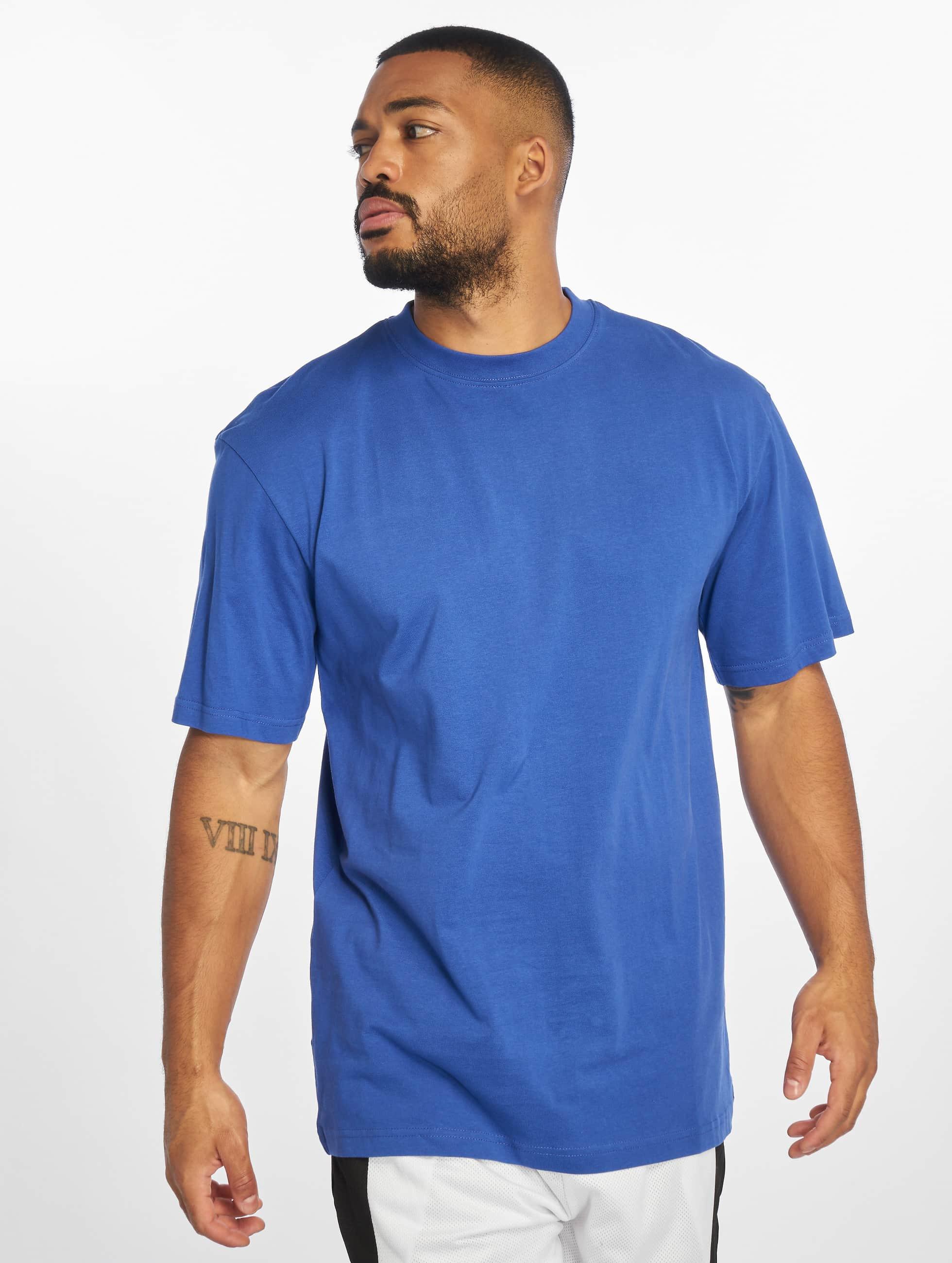 Urban Classics Männer Tall Tees Tall Tee in blau