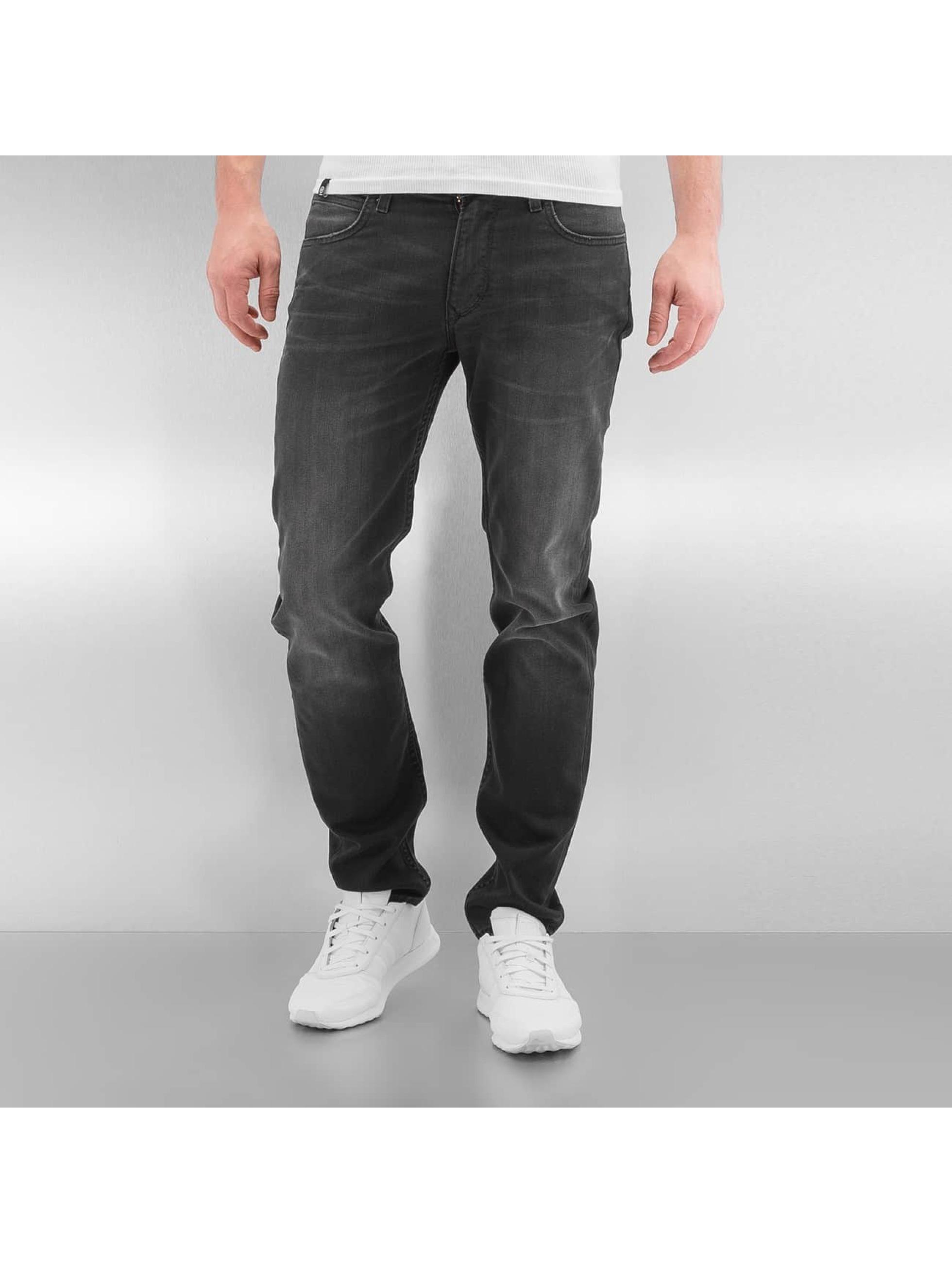 Lee Männer Loose Fit Jeans Arvin in schwarz