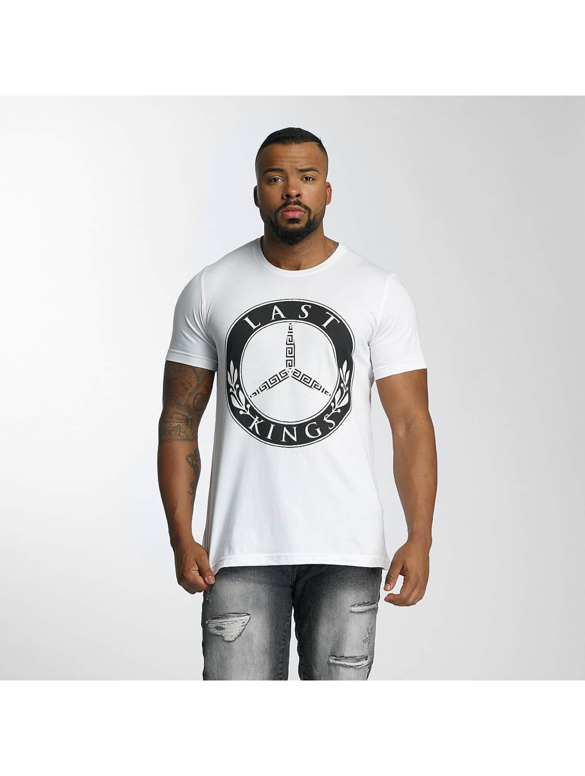 Last Kings Männer T-Shirt B Benz in weiß