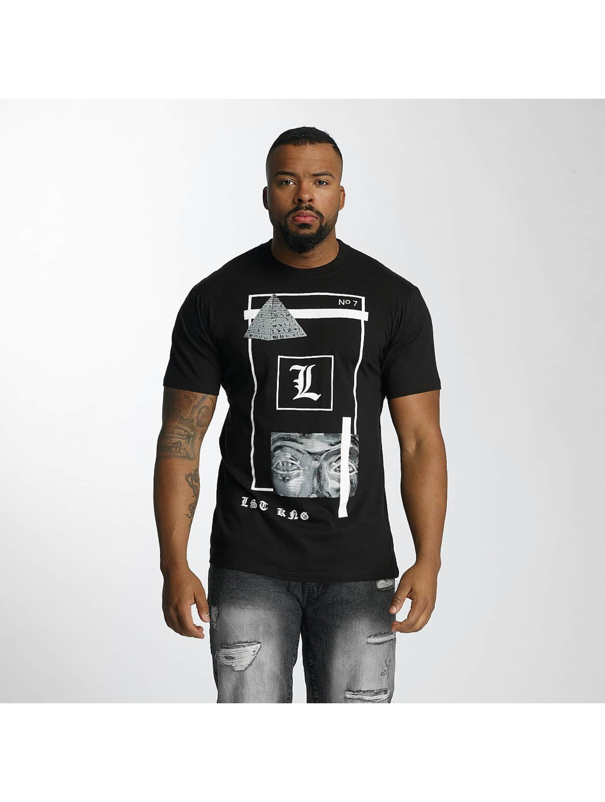 Last Kings Männer T-Shirt Clarity in schwarz