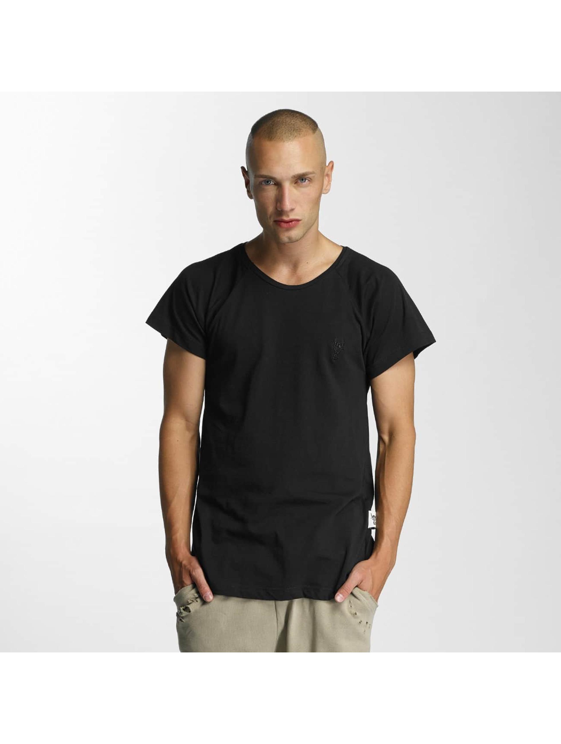 Cavallo de Ferro Männer T-Shirt Logo in schwarz
