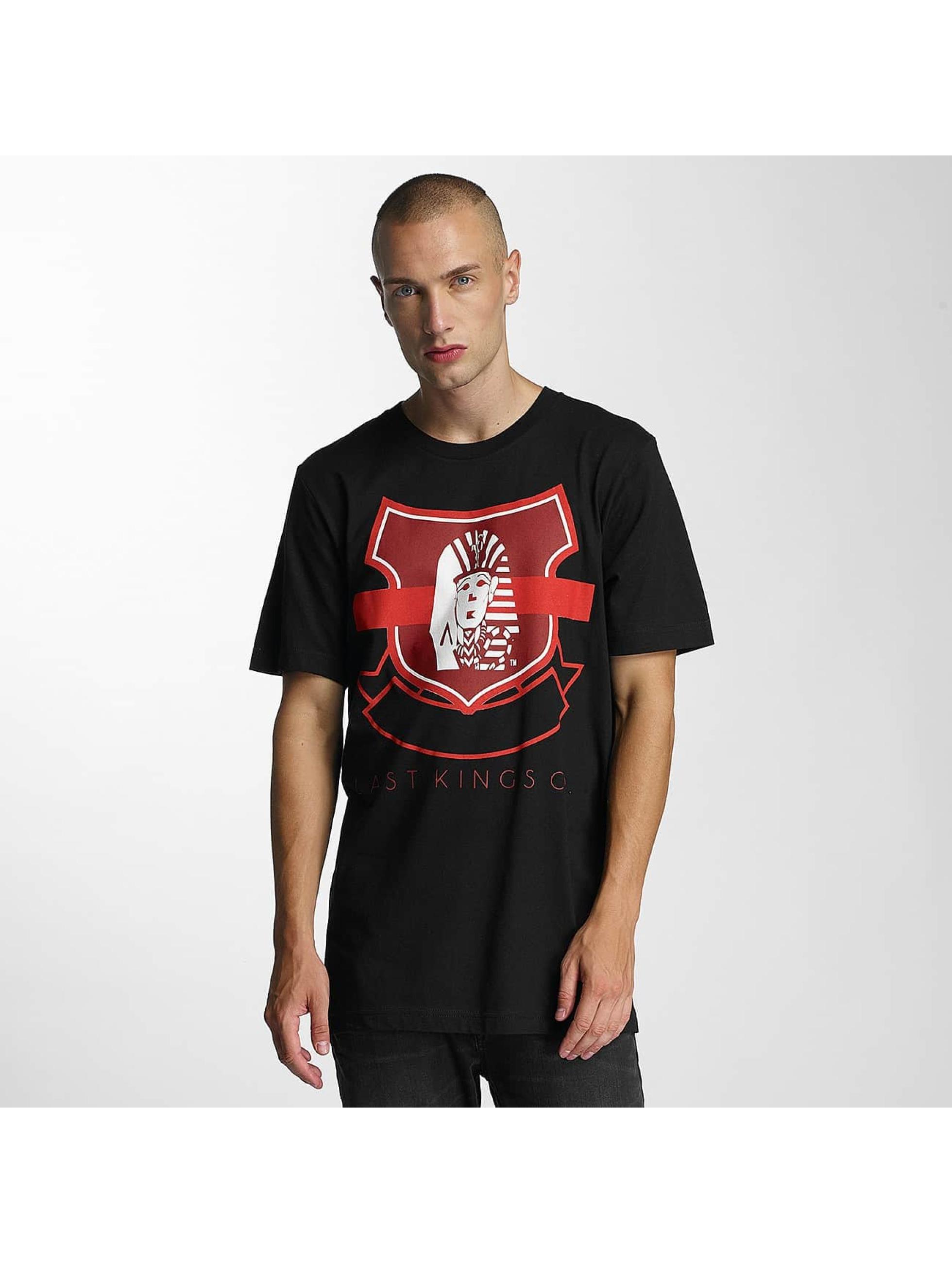 Last Kings Männer T-Shirt Bloodline in schwarz Sale Angebote Döbern