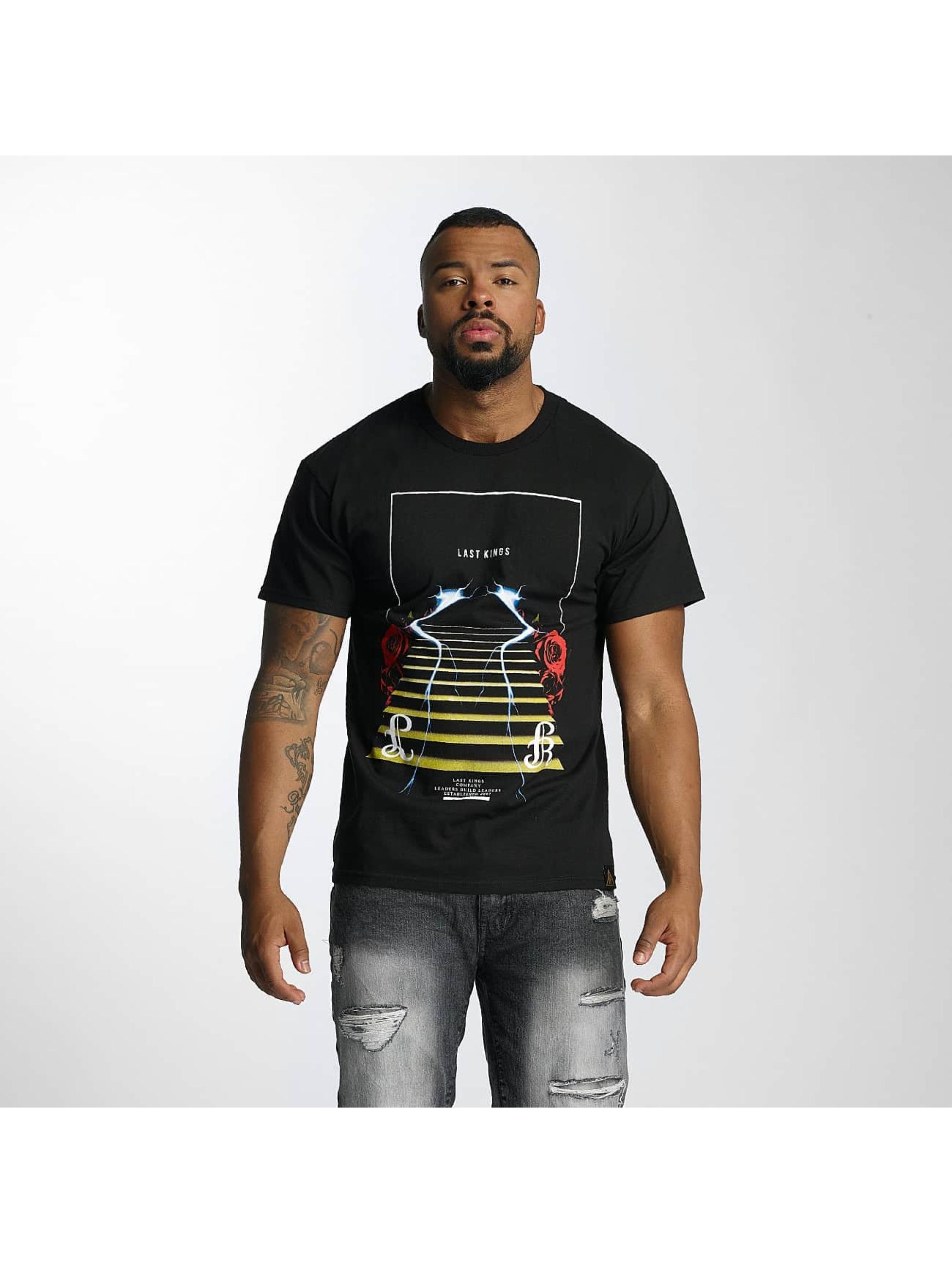 Last Kings Männer T-Shirt Bolt in schwarz