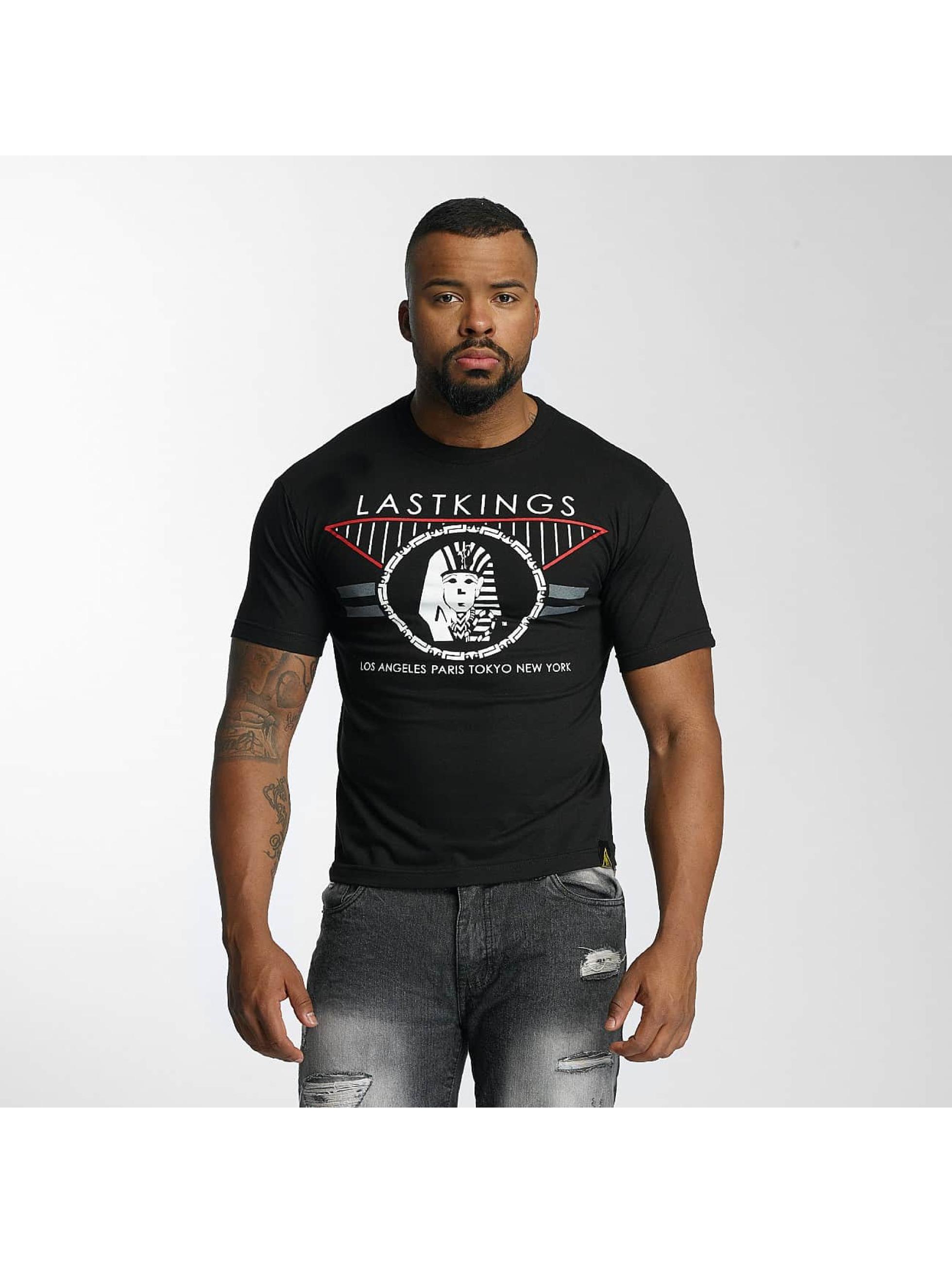Last Kings Männer T-Shirt LK Dee in schwarz