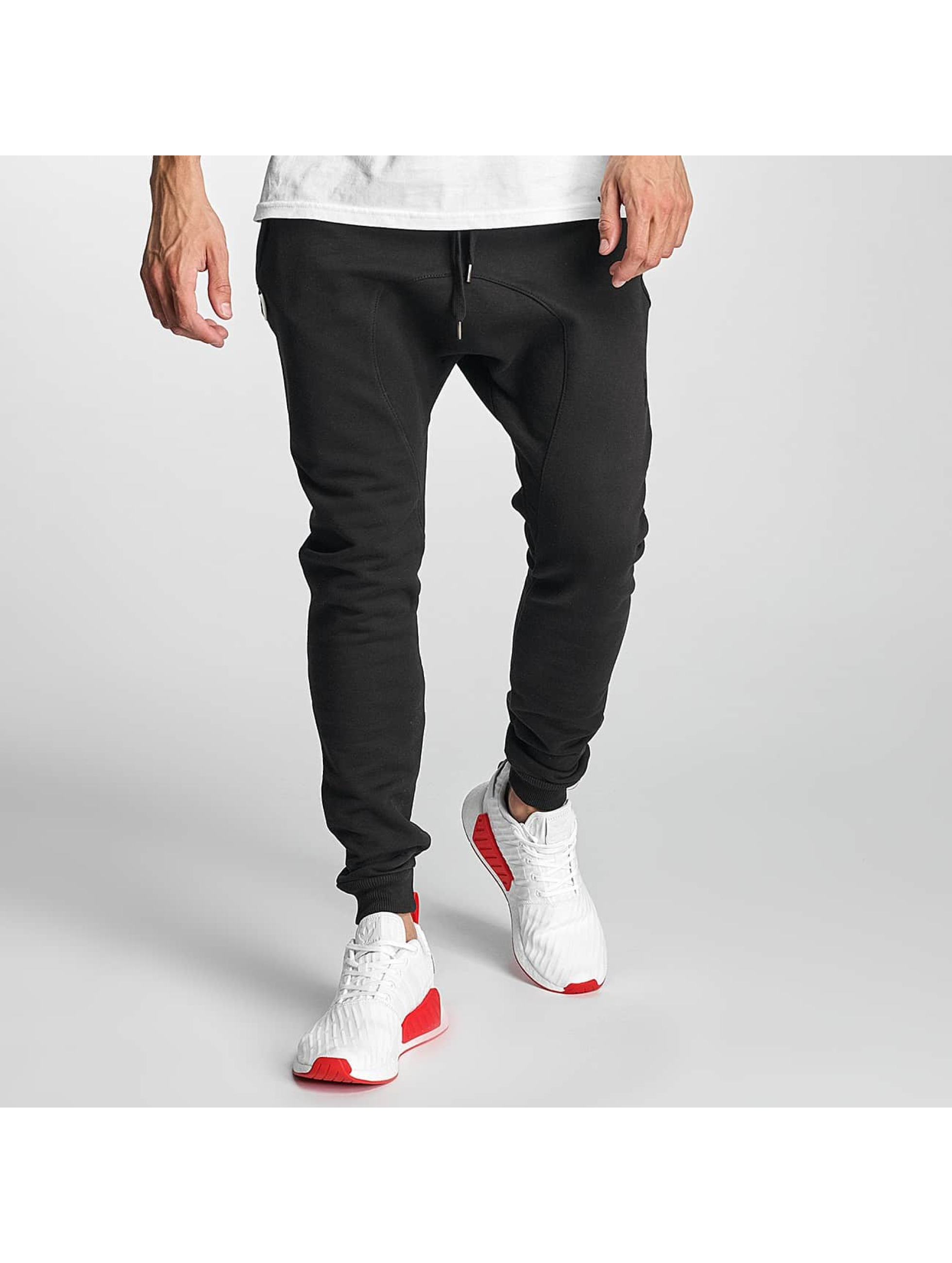 Cavallo de Ferro / Sweat Pant Streets in black 3XL