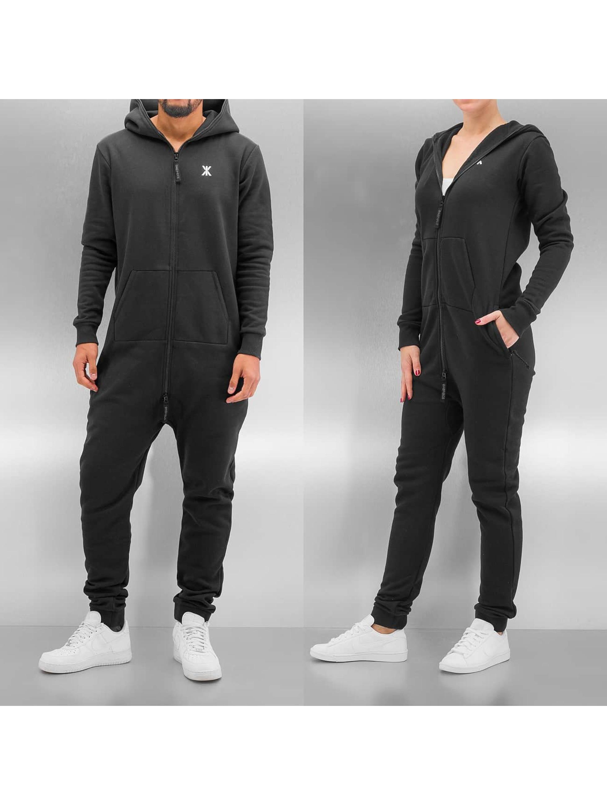OnePiece Männer,Frauen Jumpsuit Original Onesie 2.0 in schwarz
