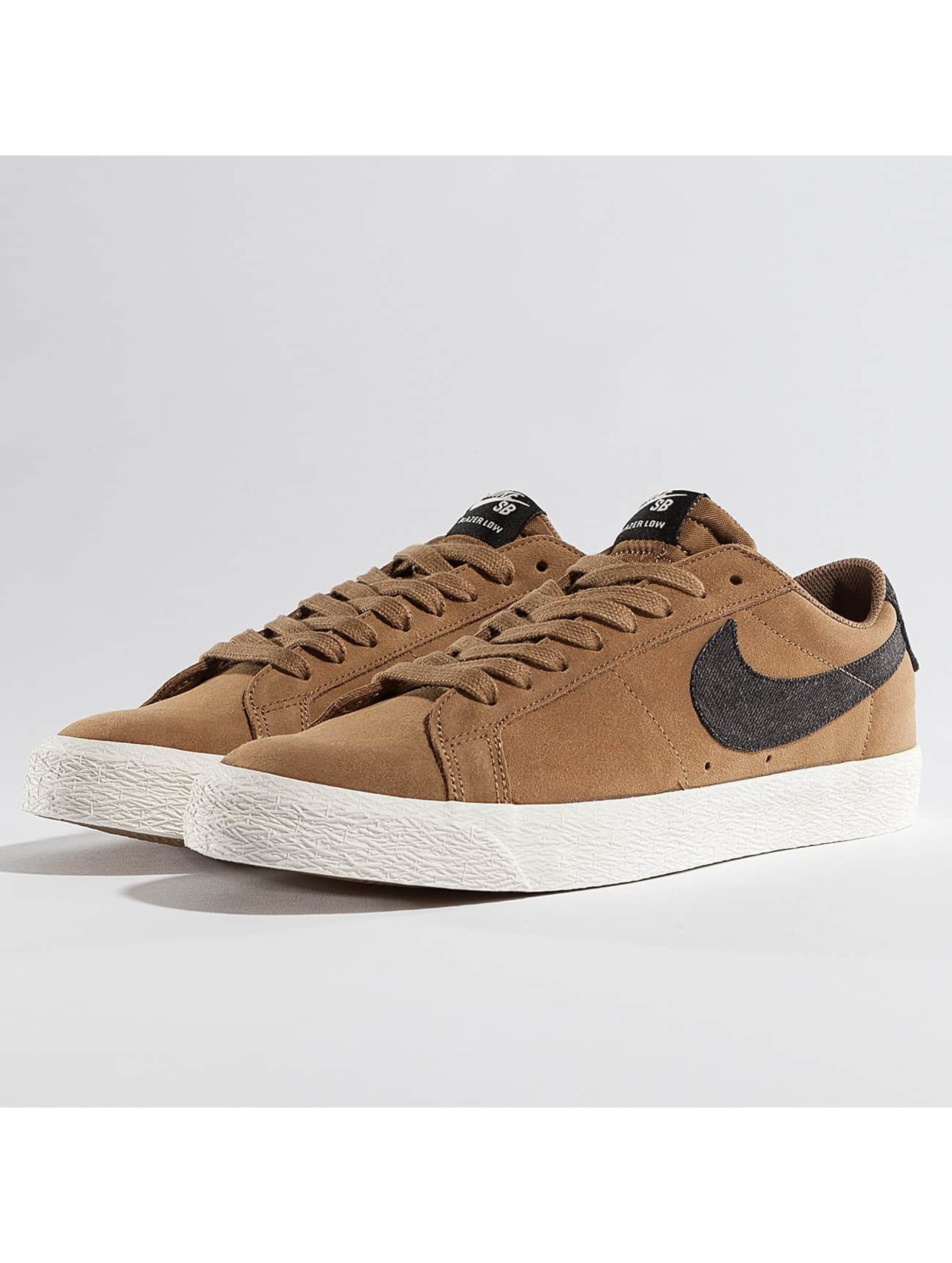 Nike SB Männer Sneaker SB Air Zoom Blazer in beige