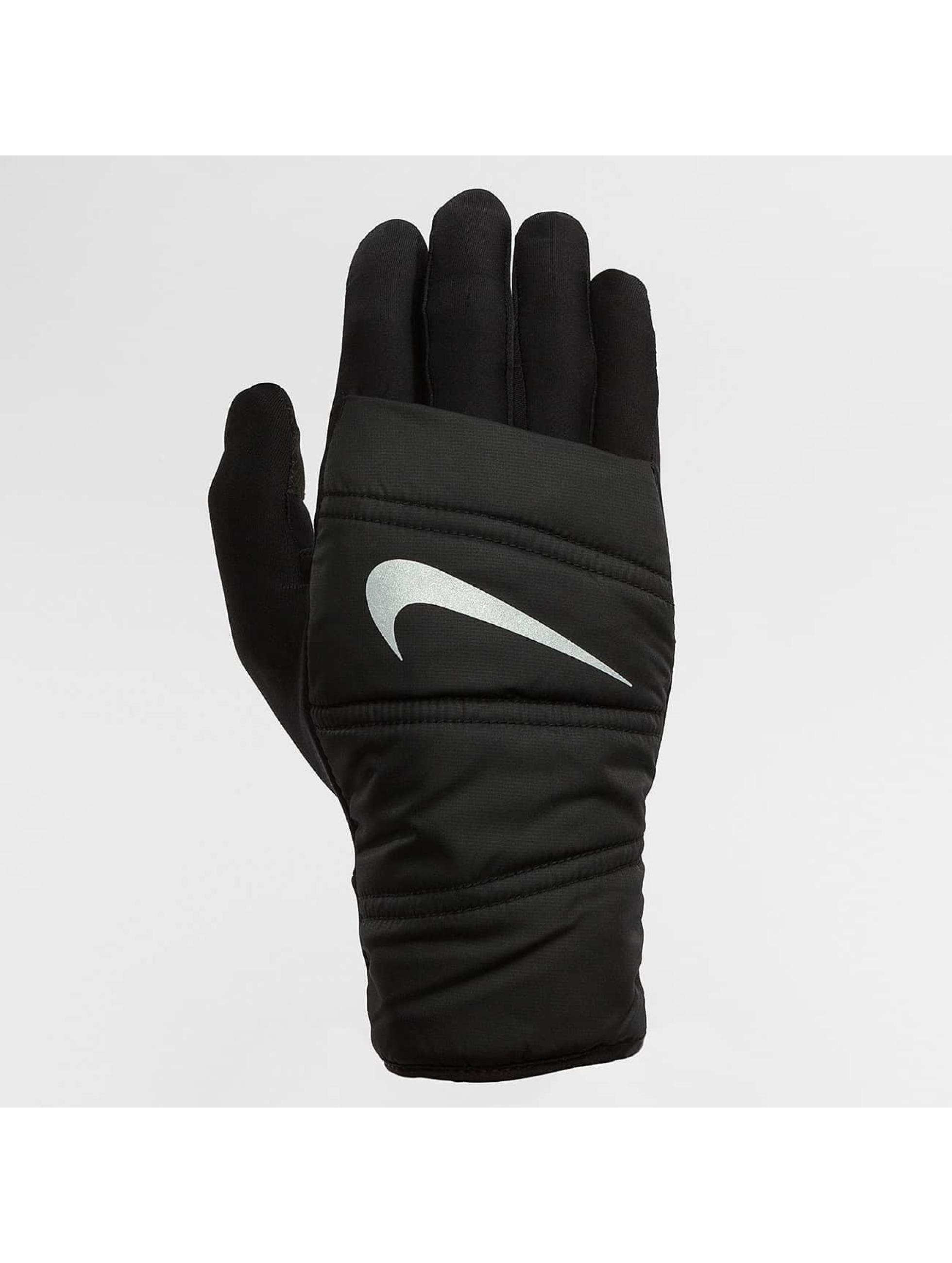 Nike Performance Männer Handschuhe Quilted Run Gloves in schwarz