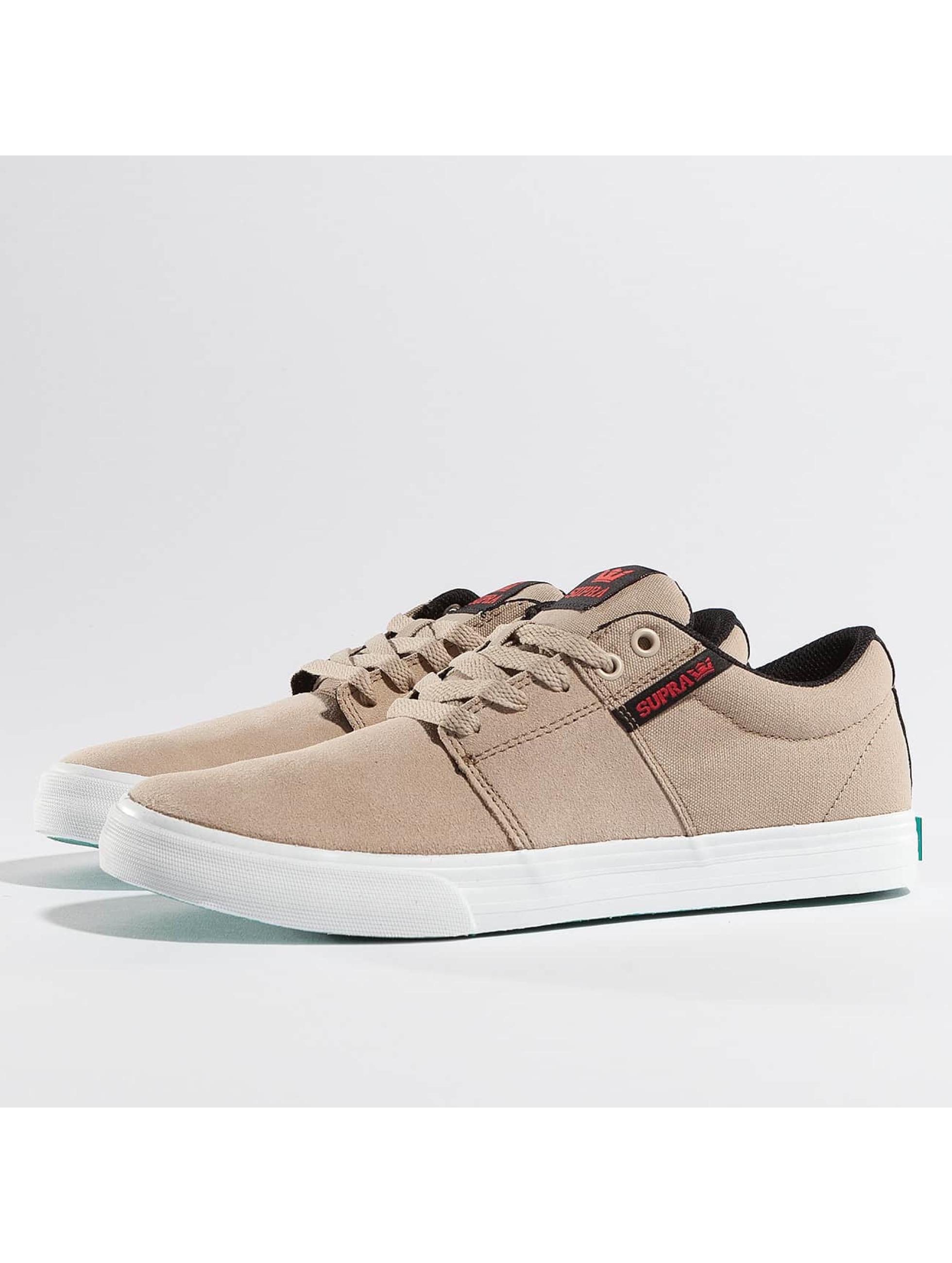 Supra Männer Sneaker Stacks Vulc II in beige