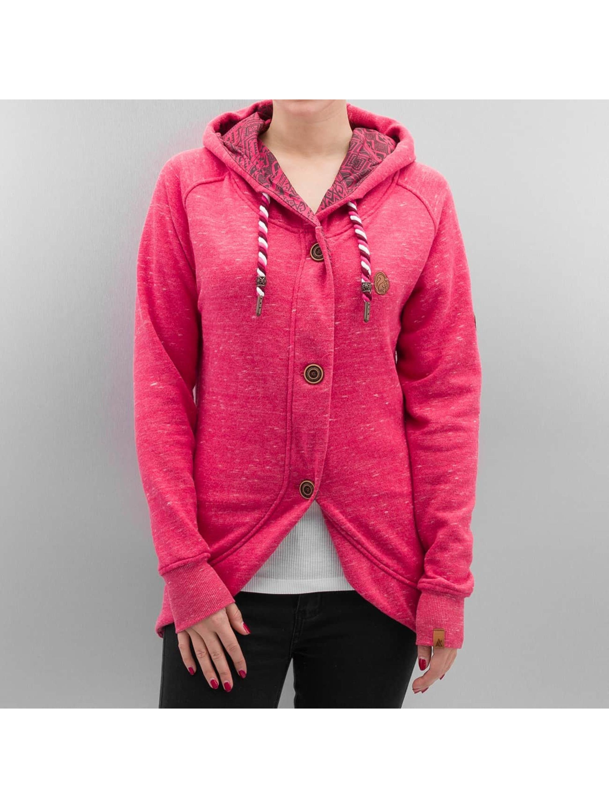 Alife & Kickin Frauen Übergangsjacke Mary in pink