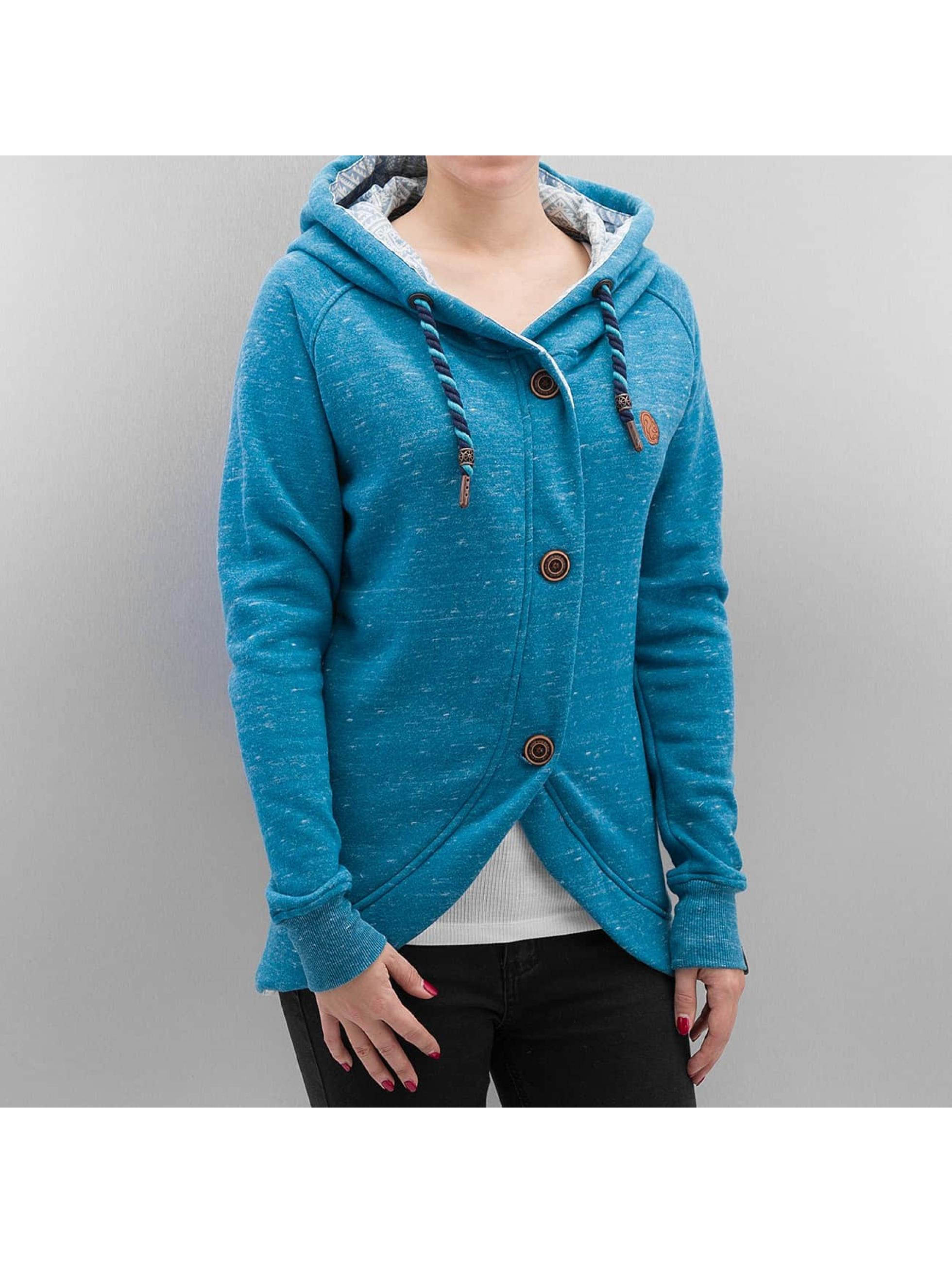Alife & Kickin Frauen Strickjacke Mary in blau