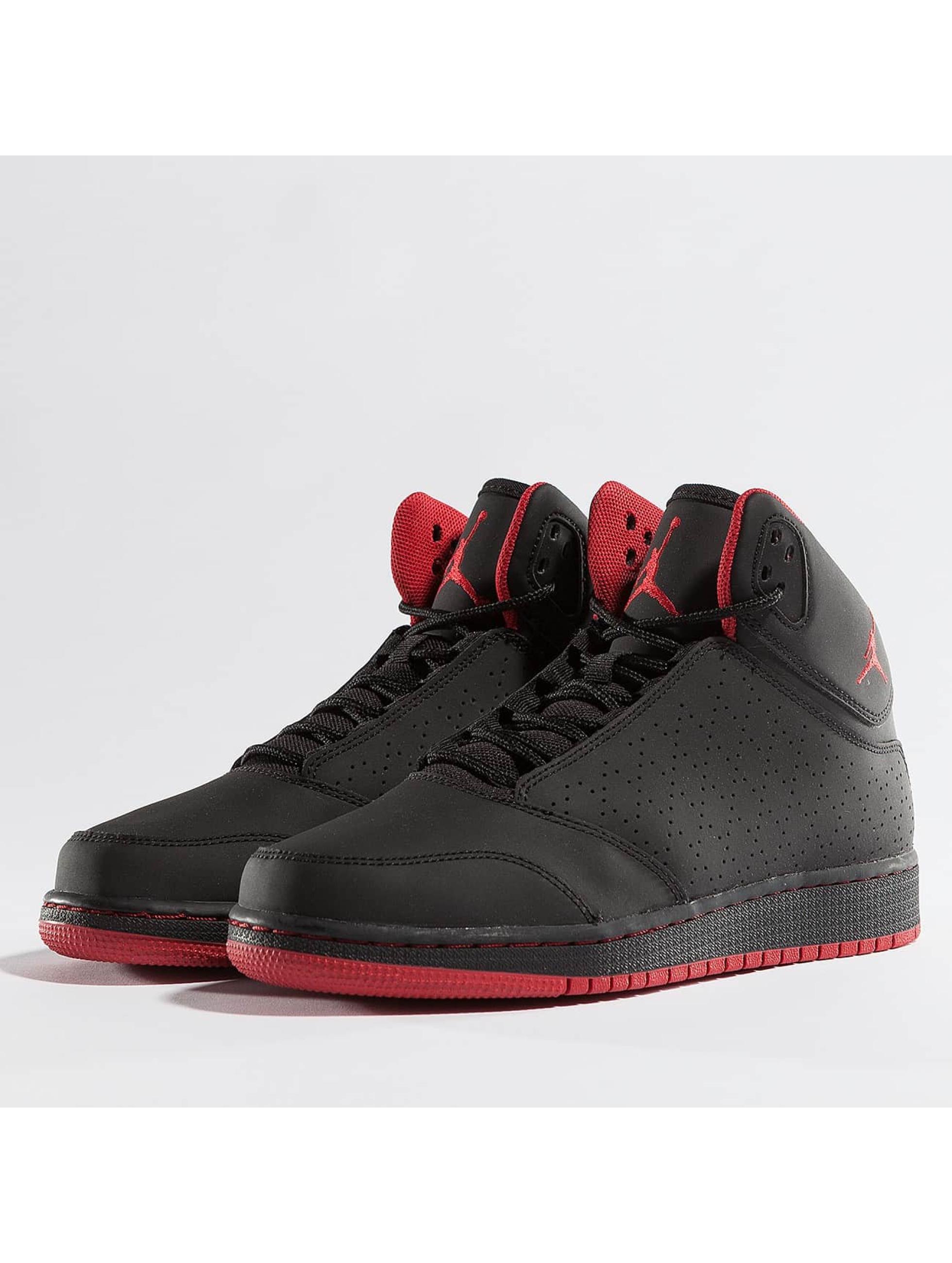 Jordan 1 Flight 5 (GS) Sneakers Black/Gym Red Sale Angebote