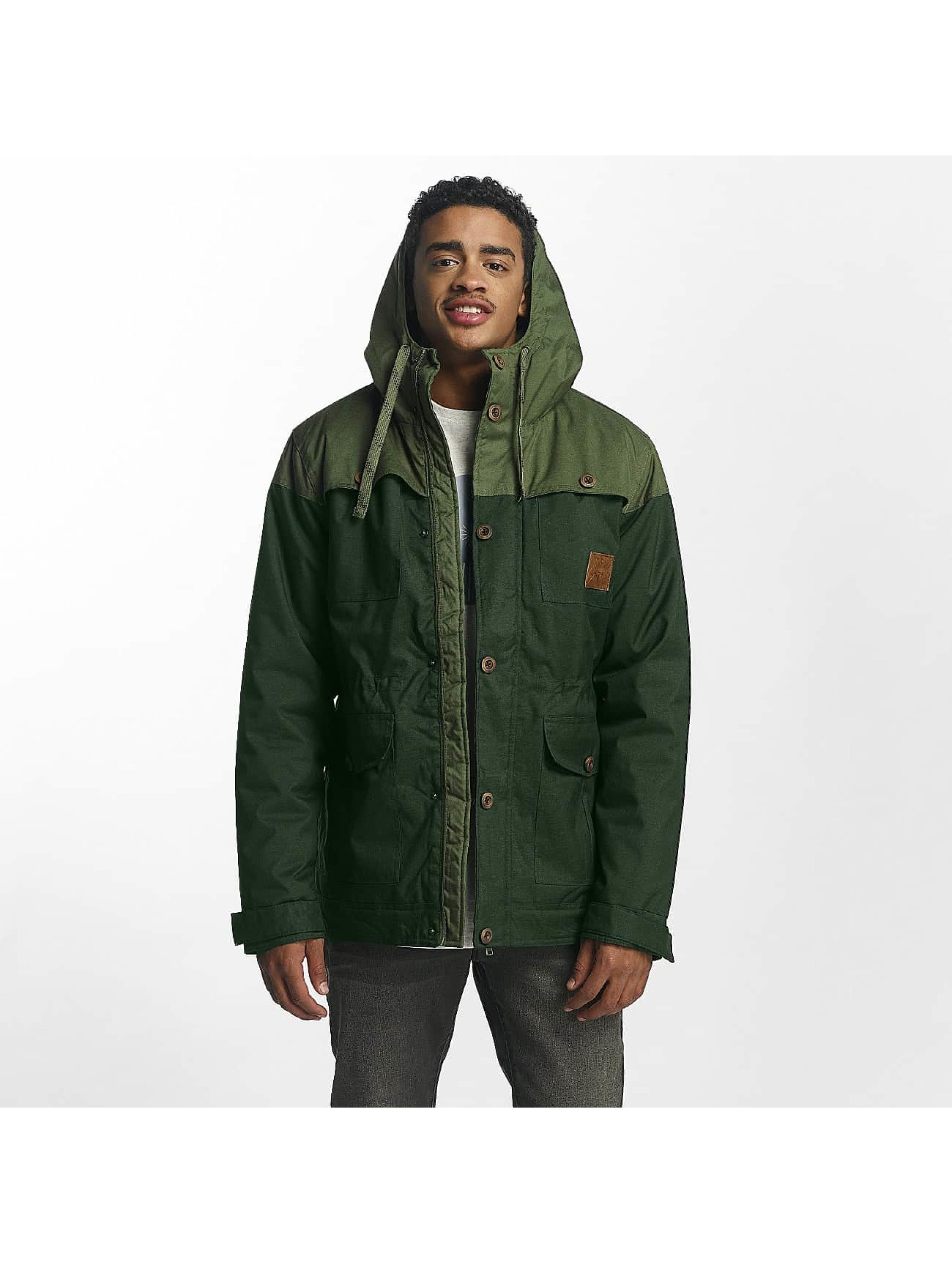 Just Rhyse / Winter Jacket Leaf in green L