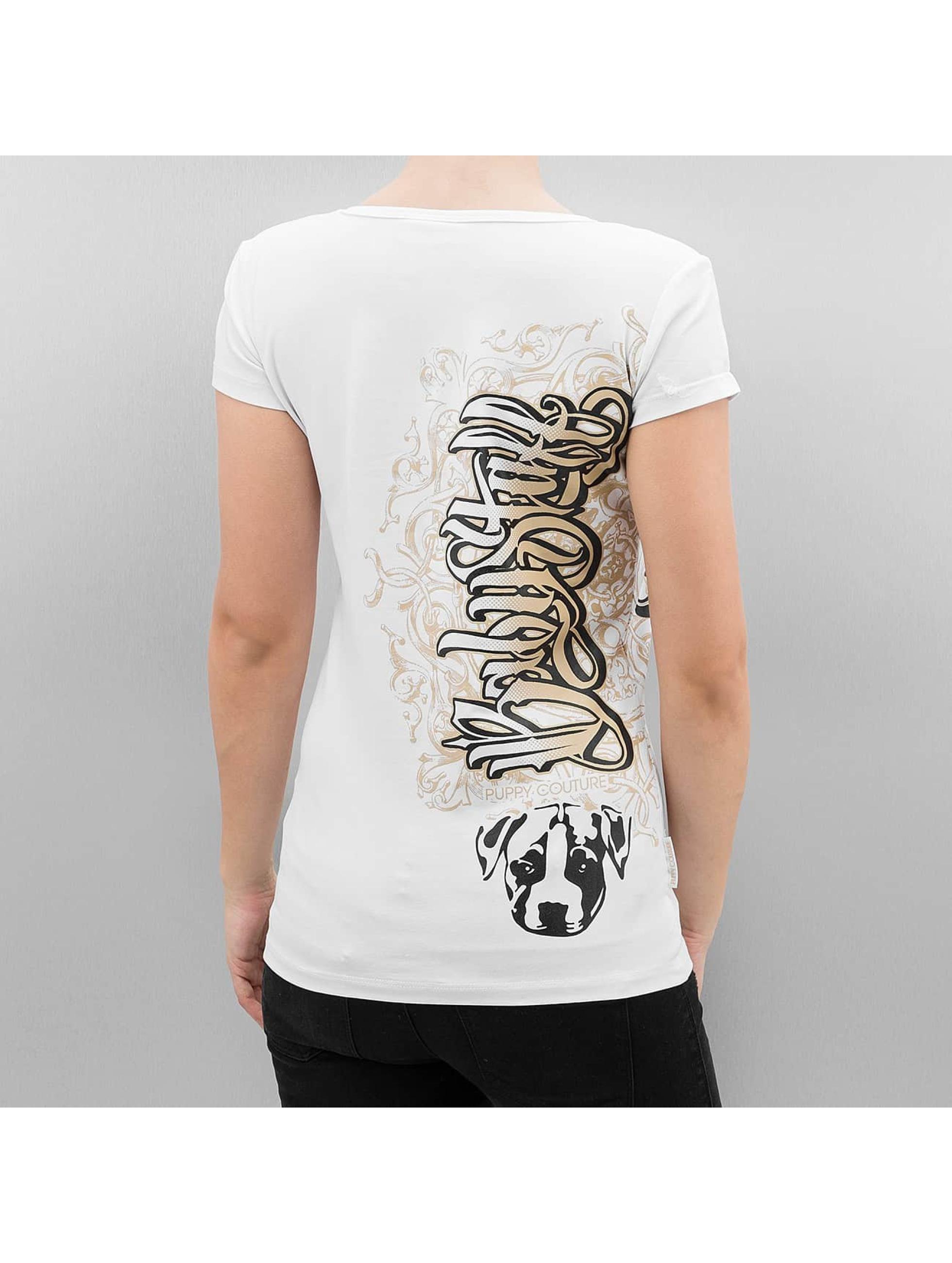 Babystaff Frauen T-Shirt Daxima in weiß