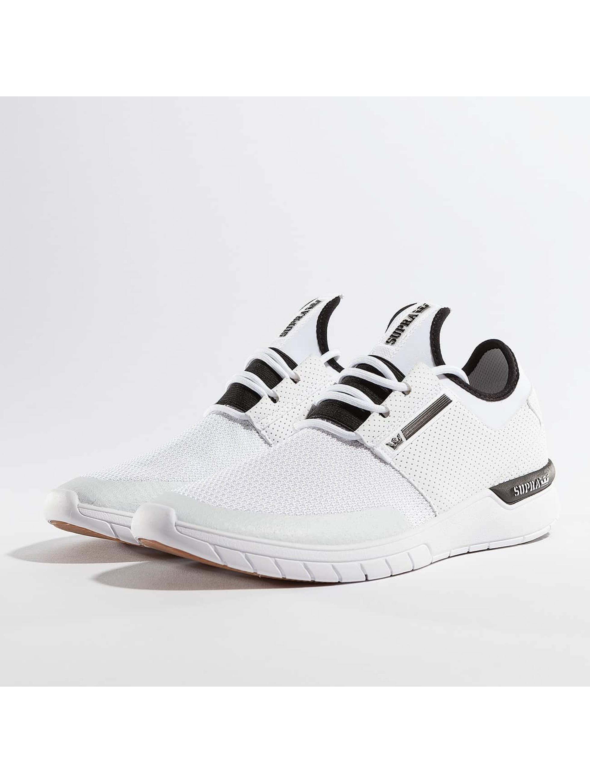 Supra Männer Sneaker Flow Run in weiß