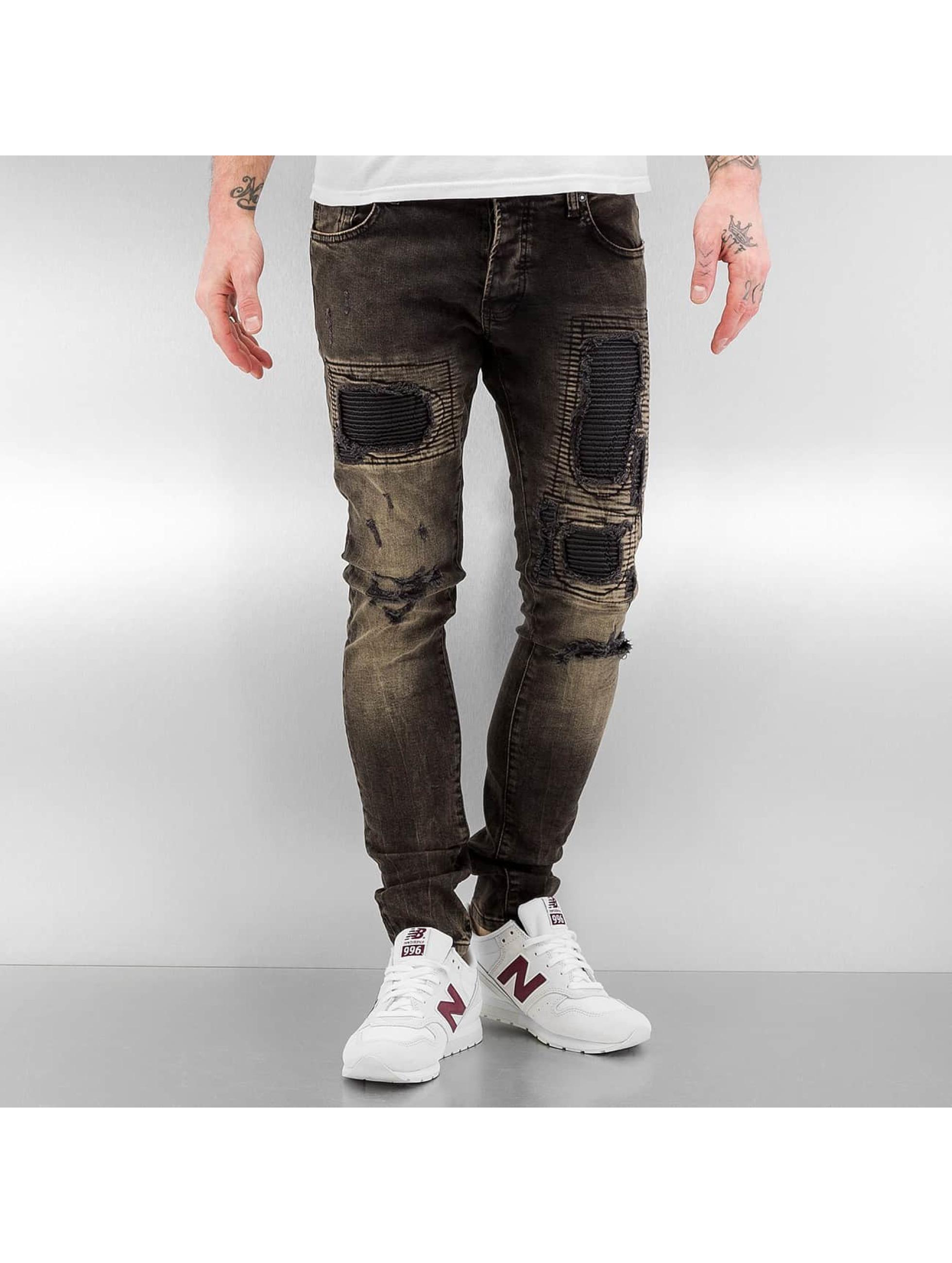2Y / Skinny Jeans Norwich in black W 32