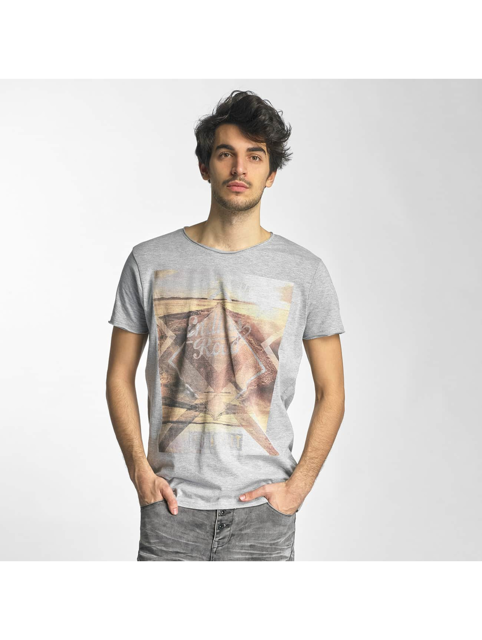 Sublevel Männer T-Shirt No Limit in grau