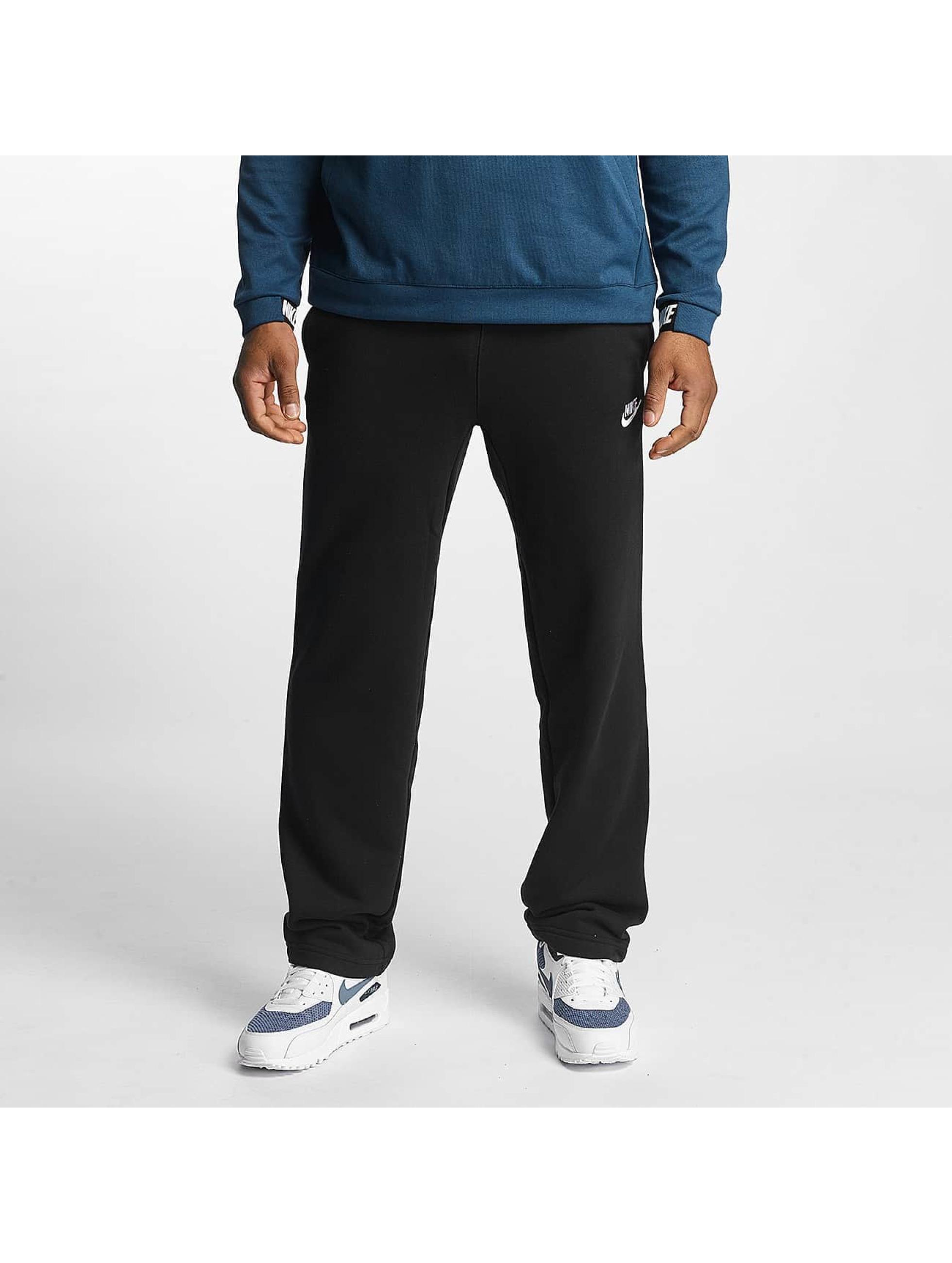 Nike Männer Jogginghose OH FT Club in schwarz