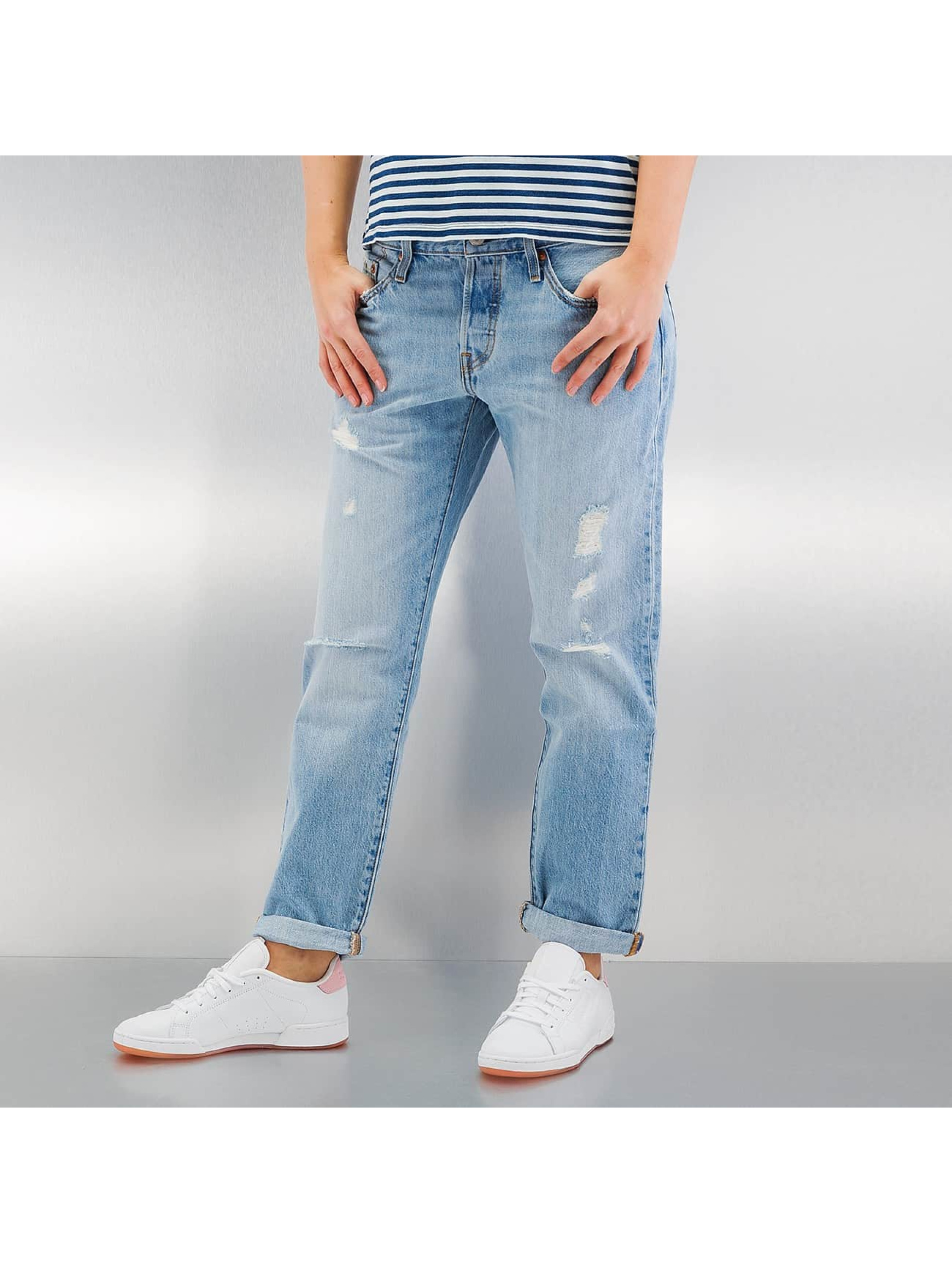 Levi´s® Frauen Loose Fit Jeans Turbulent in blau