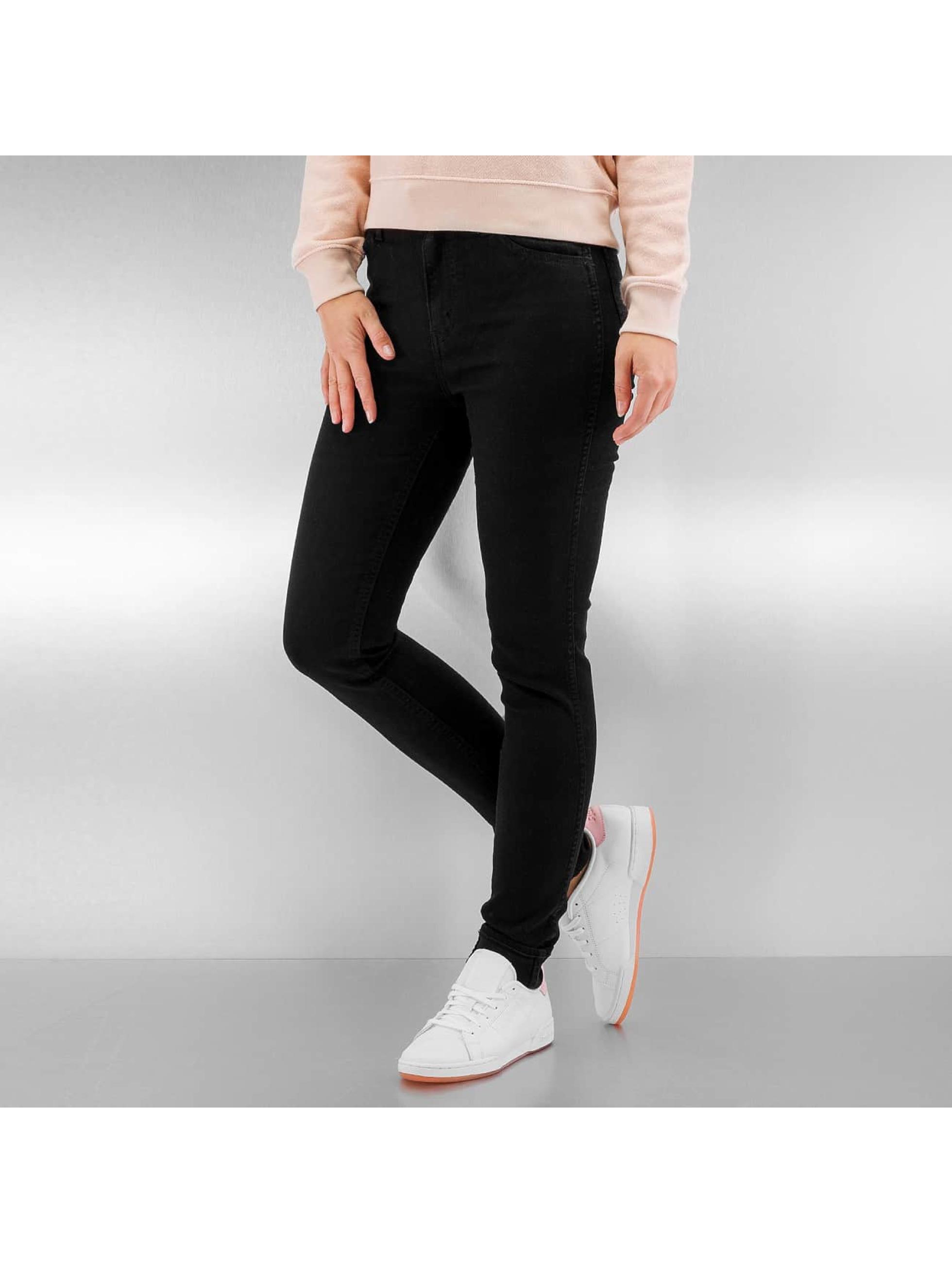 Levi´s® Frauen High Waist Jeans 8 High in schwarz