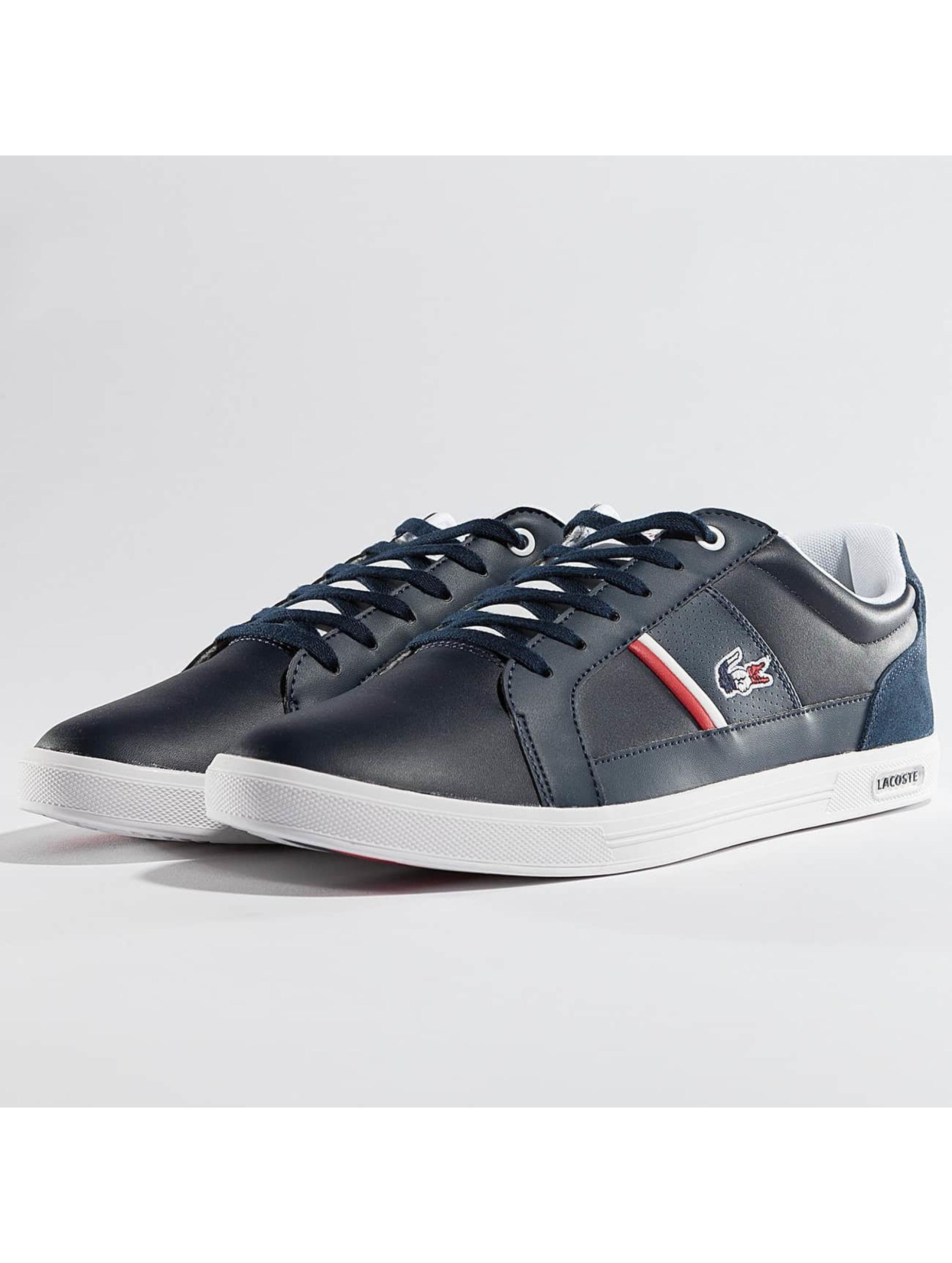 Lacoste Männer Sneaker Europa 317 SPM in blau