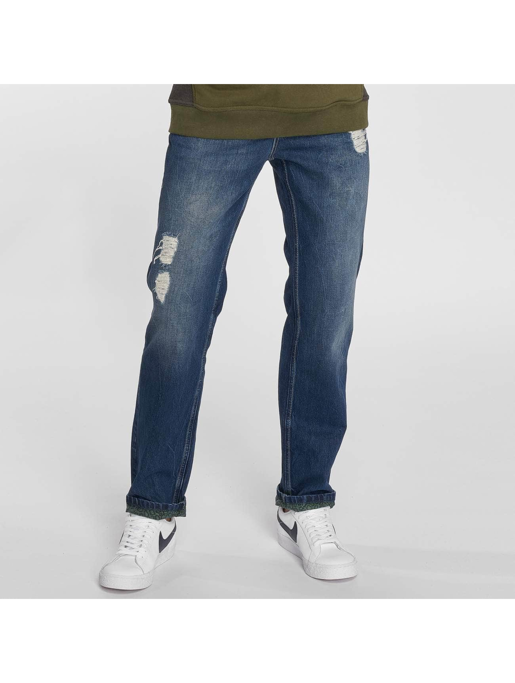 Just Rhyse / Straight Fit Jeans Mattia in blue W 30 L 32