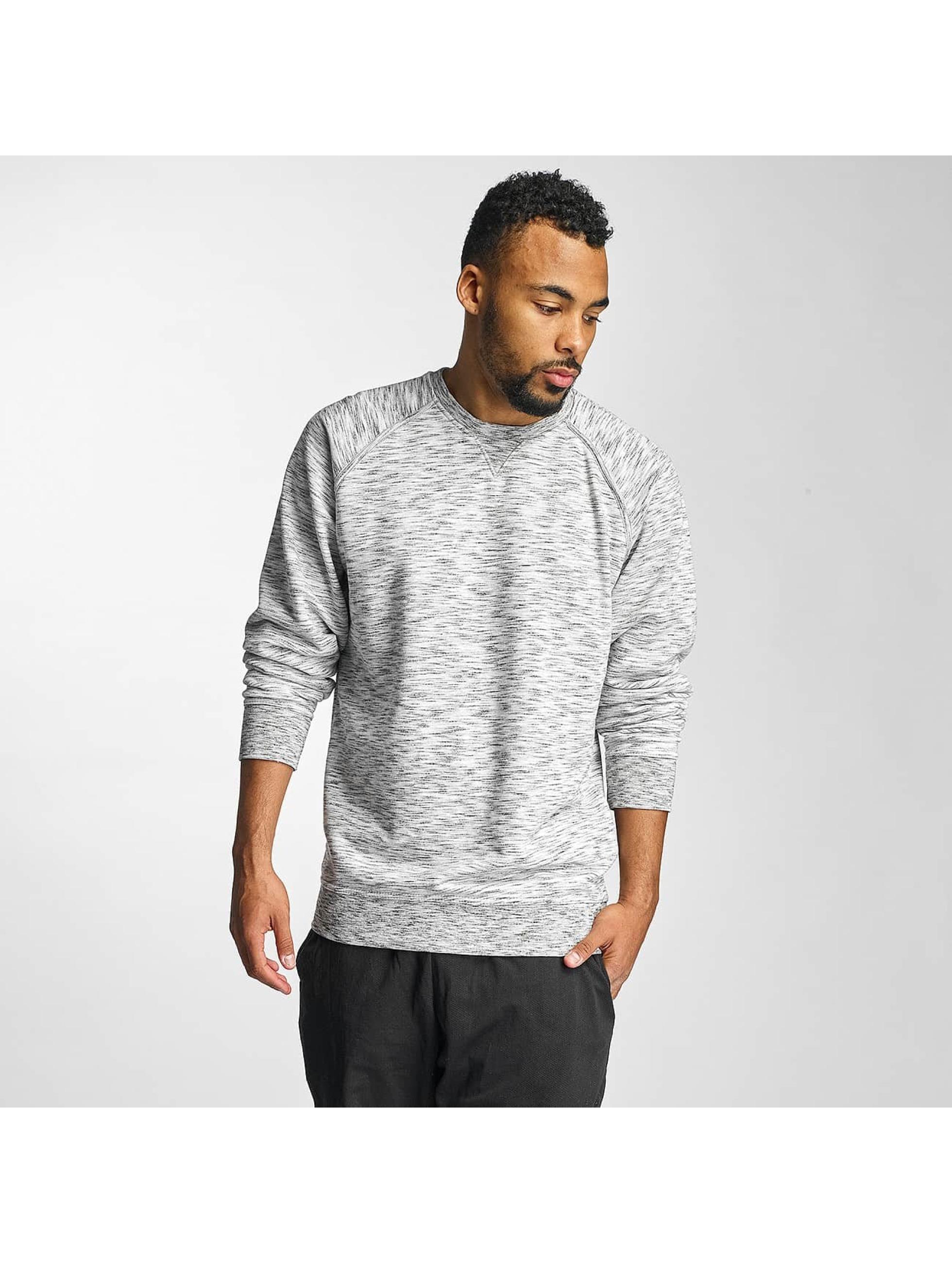 DEF Männer Pullover Hanad in grau
