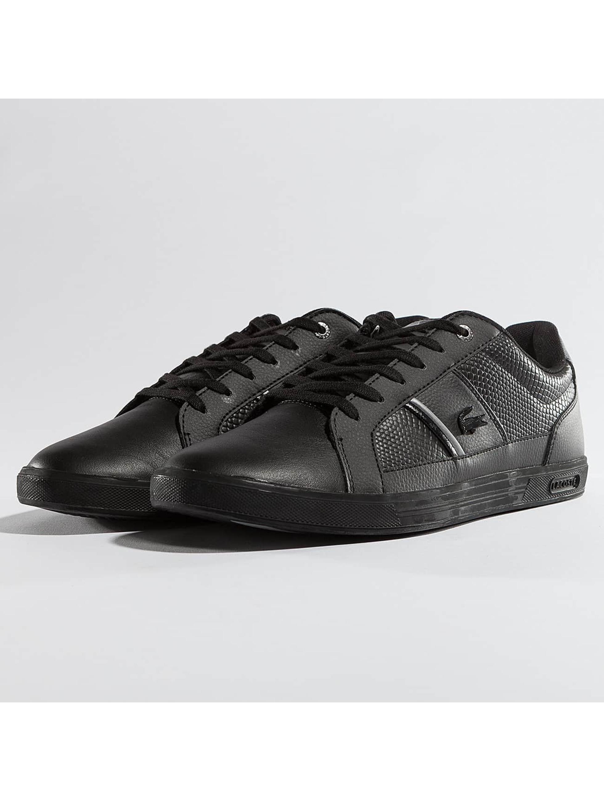 Lacoste Männer Sneaker Europa 417 SPM in schwarz