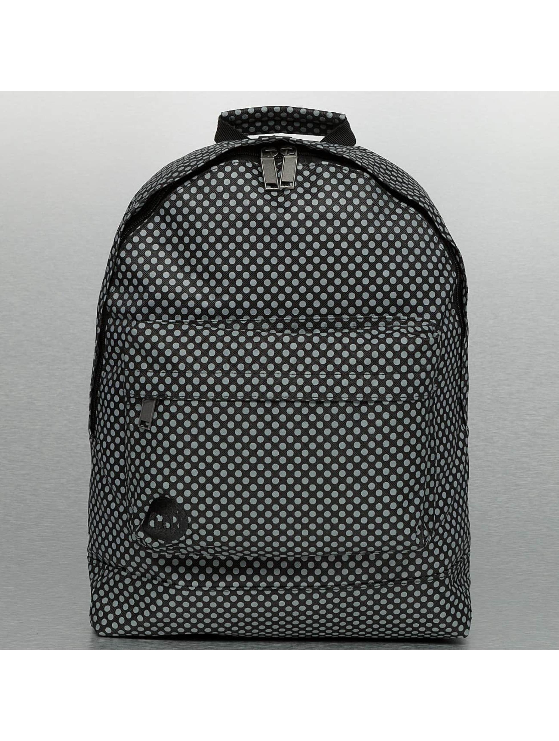 Mi-Pac Männer,Frauen Rucksack Microdot in schwarz