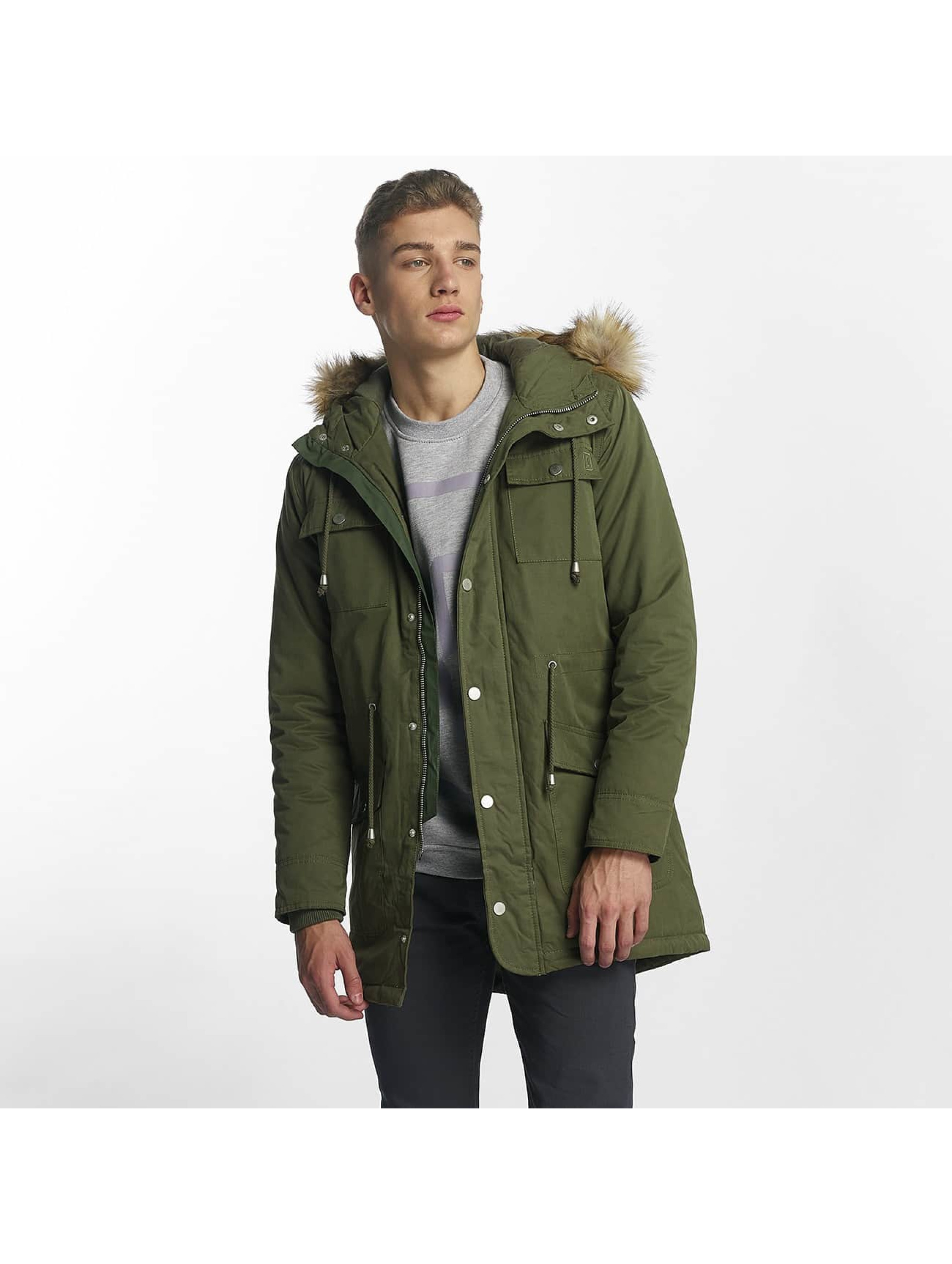 Cyprime / Winter Jacket Neptunium in olive S