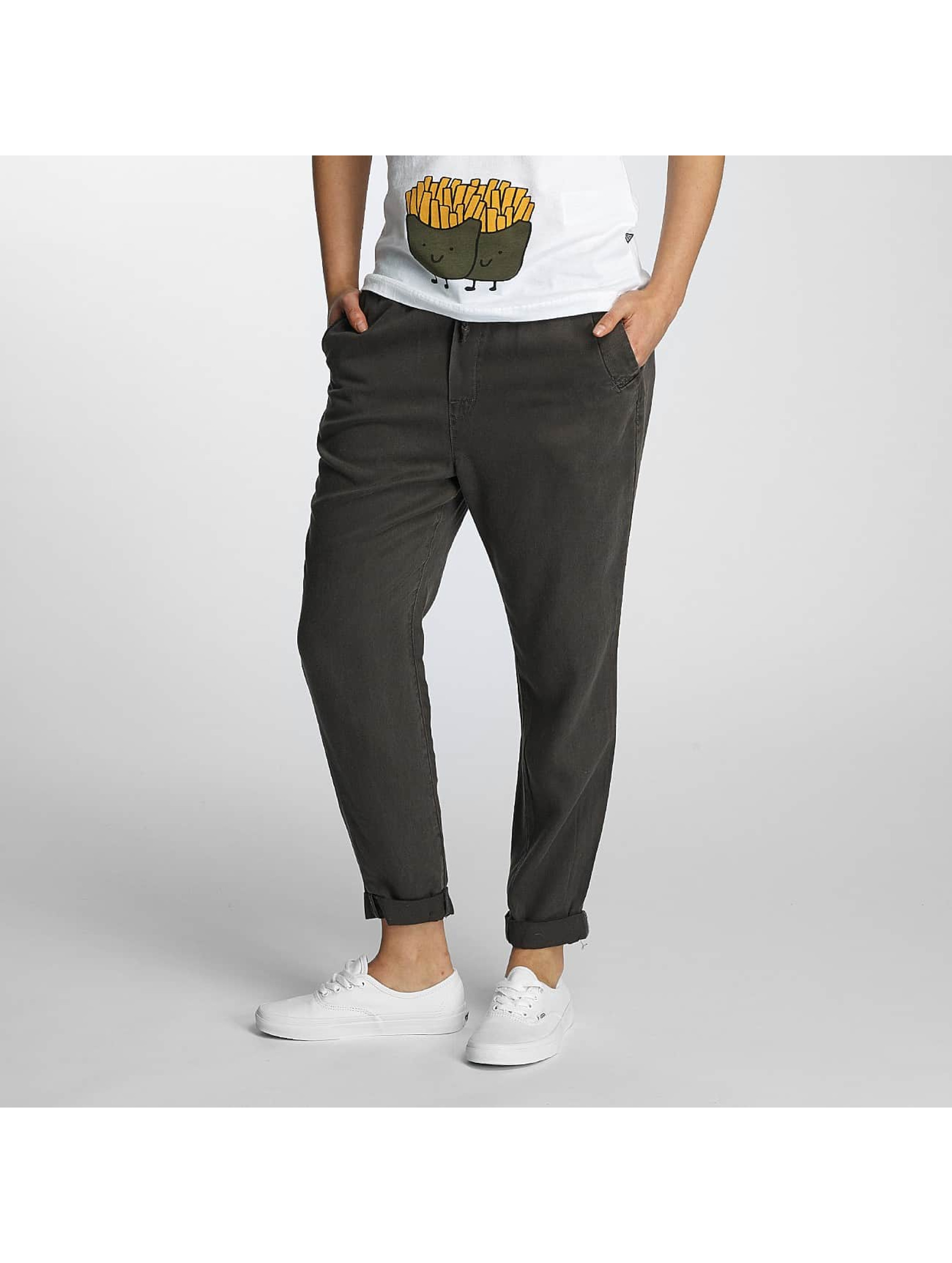 G-Star Frauen Chino Bronson Valy Tencel Sport in grau