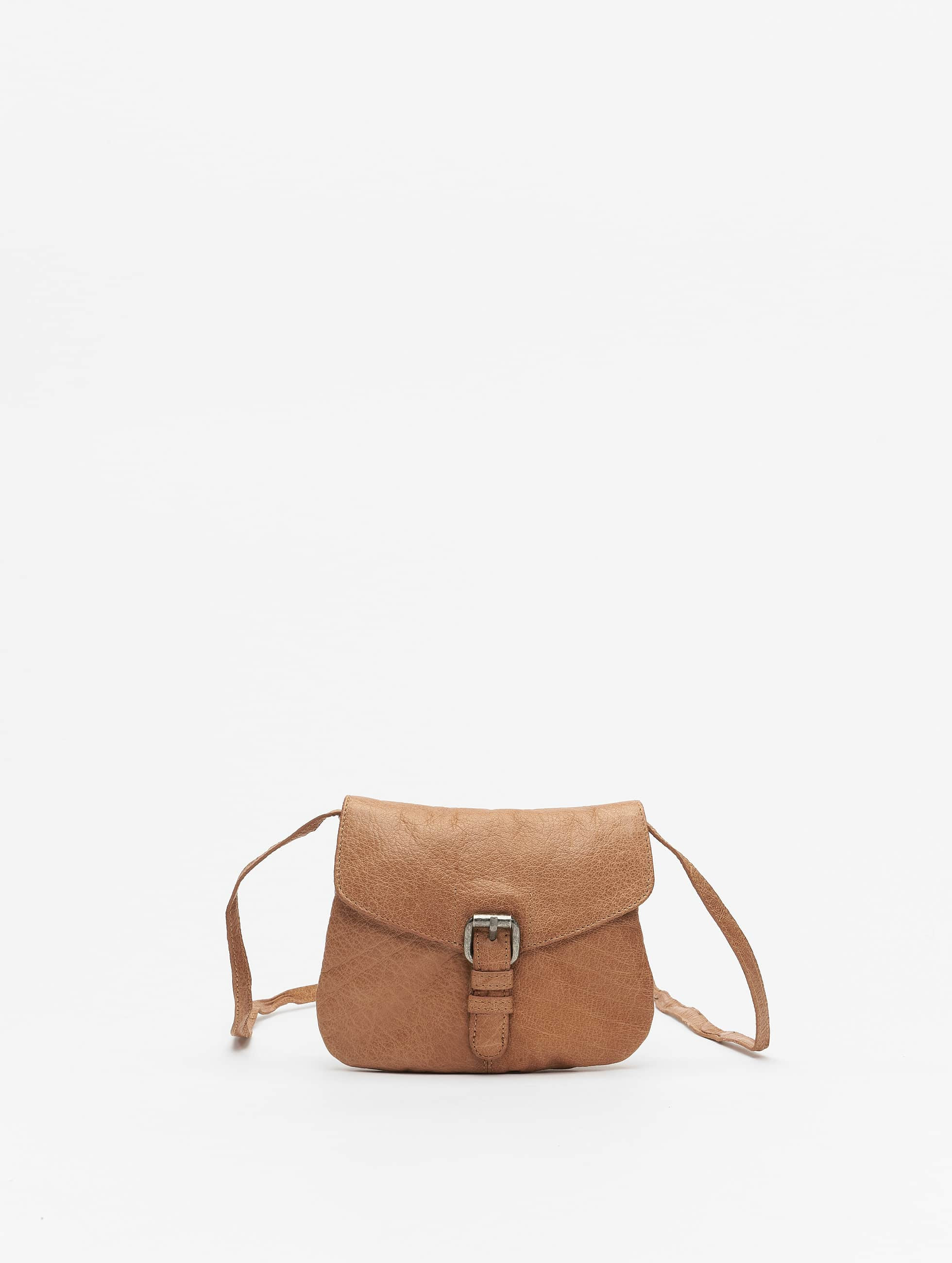 Pieces pcAbby Leather Party Bag Nature