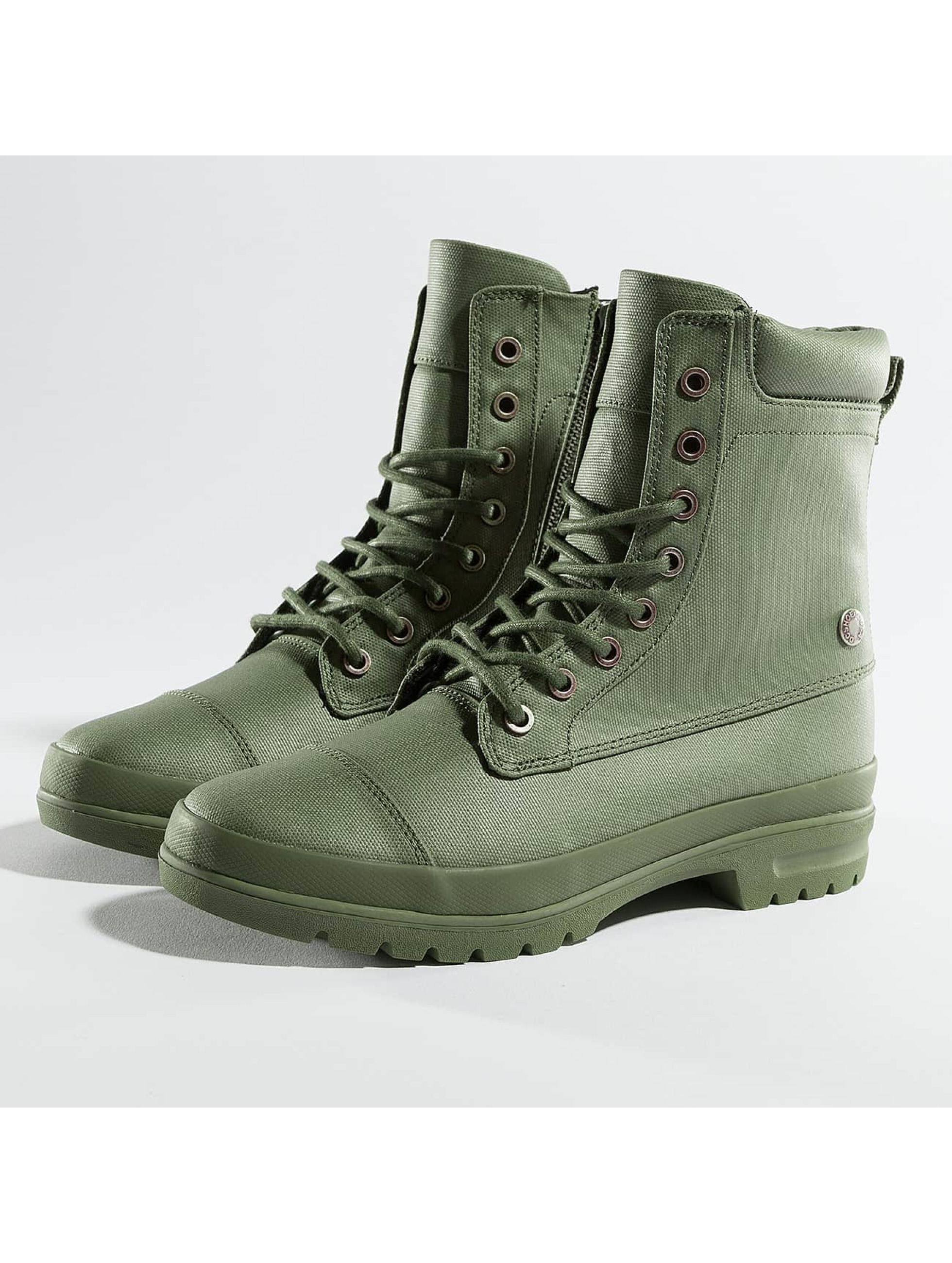 DC Frauen Boots Amnesti TX in olive