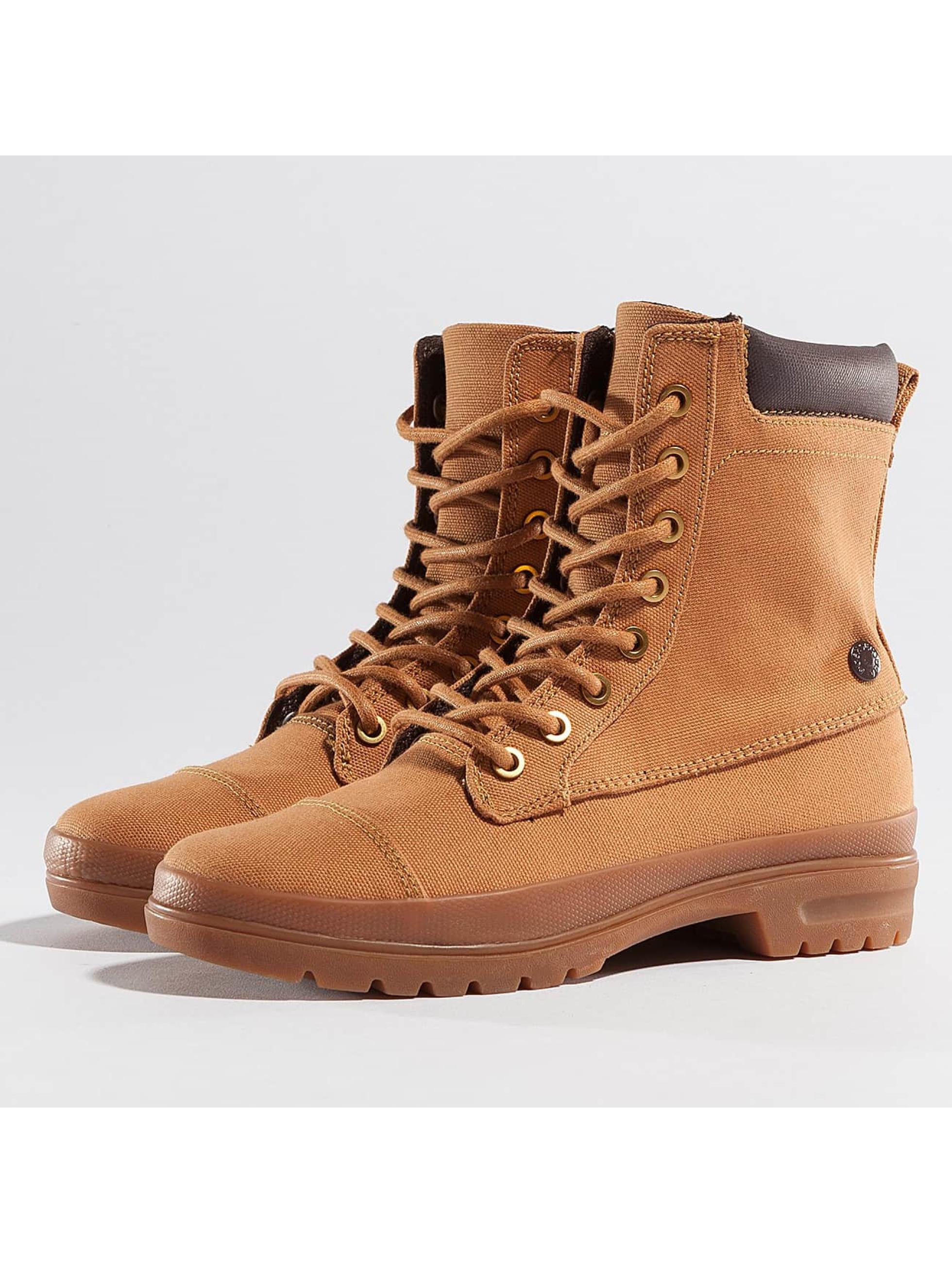 DC Frauen Boots Amnesti TX in braun