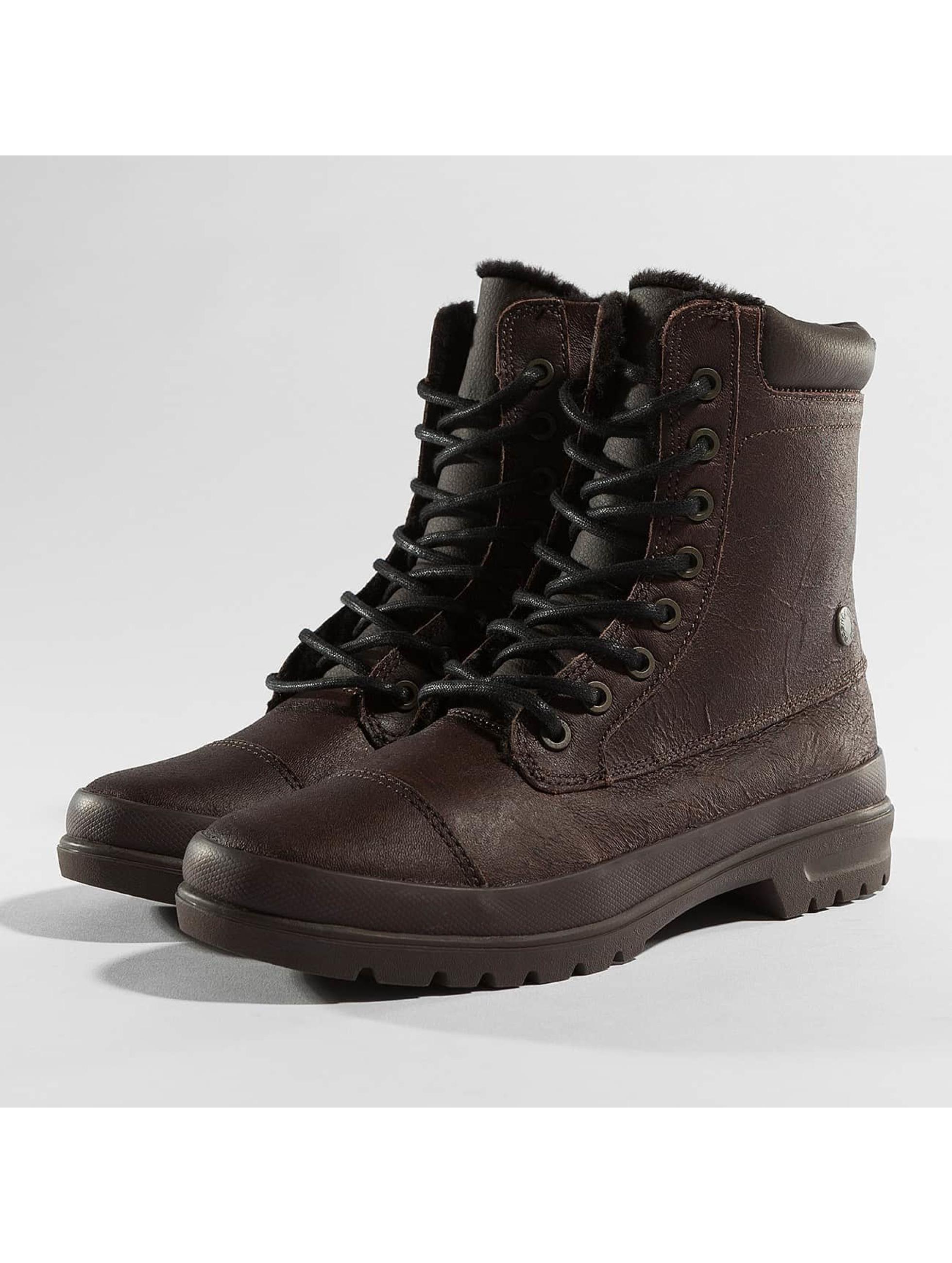 DC Frauen Boots Amnesti in braun