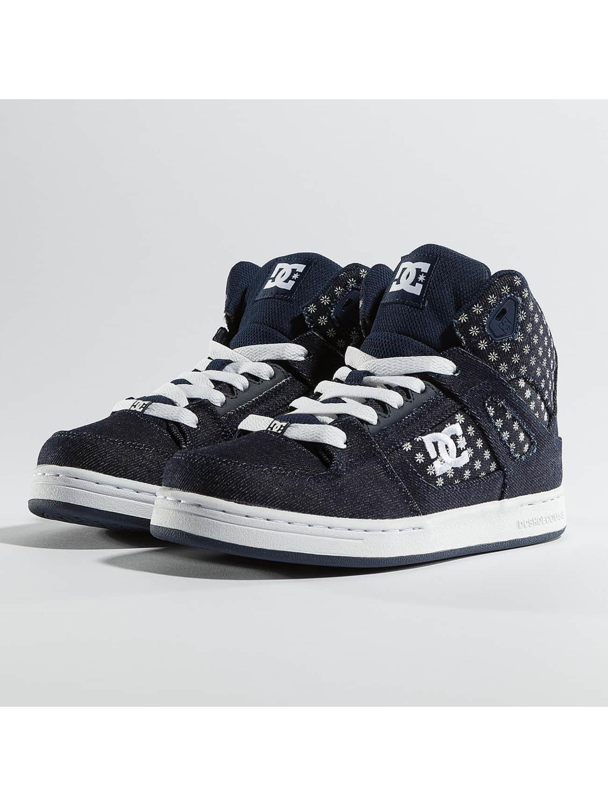 DC Kinder Sneaker Rebound TX SE in blau