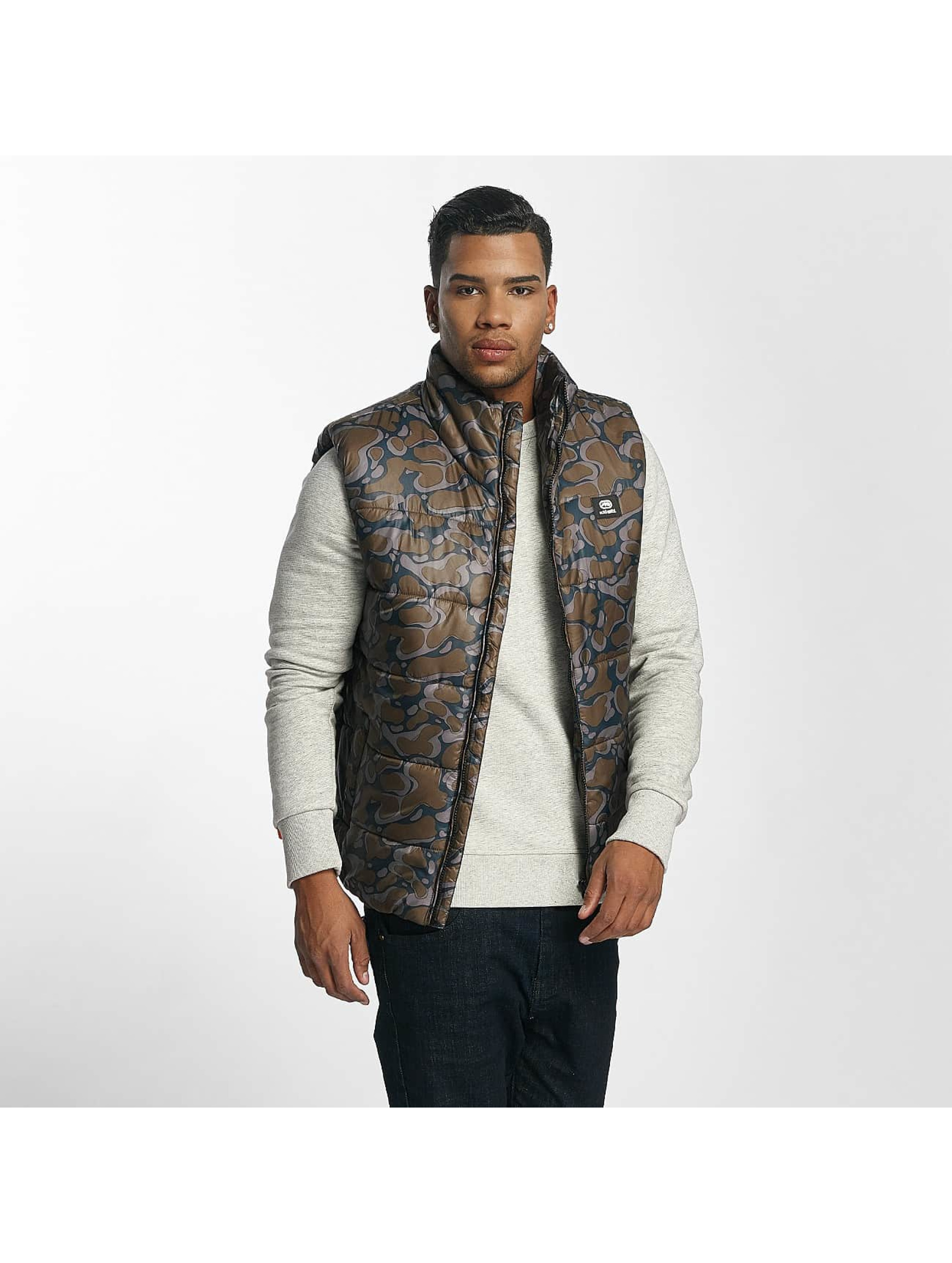 Ecko Unltd. / Vest Dr. Daddy in camouflage L