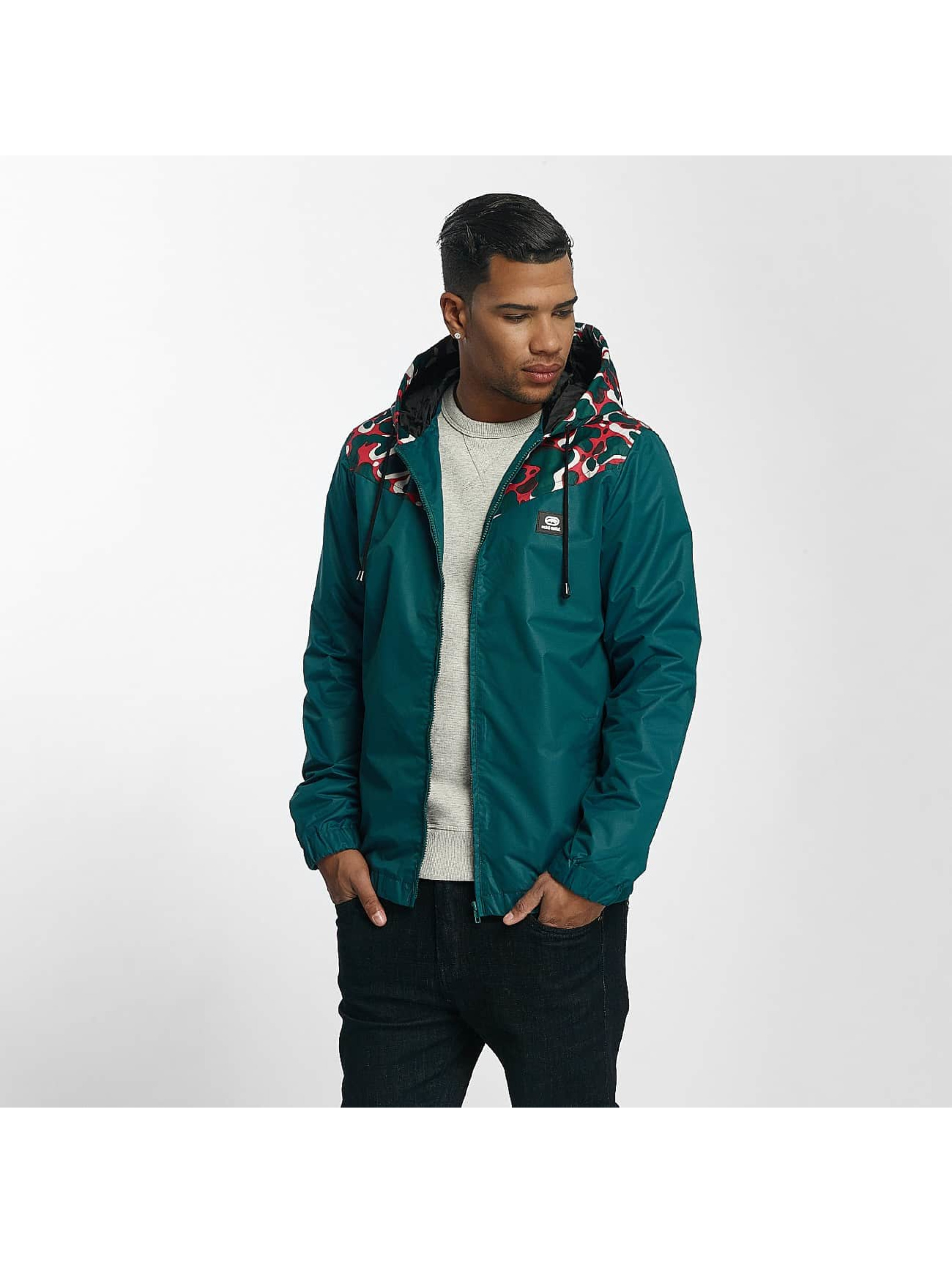 Ecko Unltd. / Lightweight Jacket Tony Tornado in turquoise XL