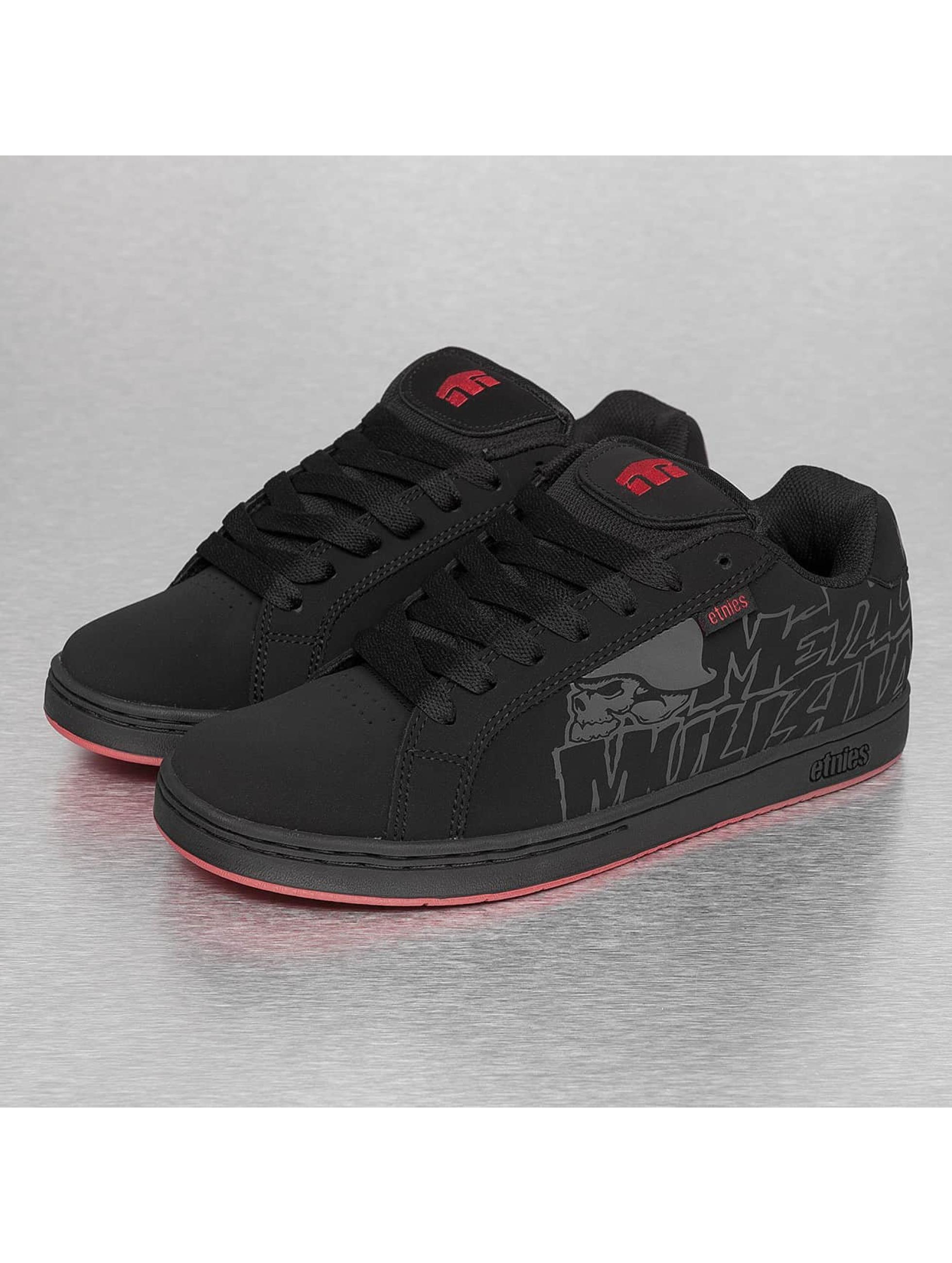 Etnies Männer Sneaker Metal Mulisha Fader Low Top in schwarz