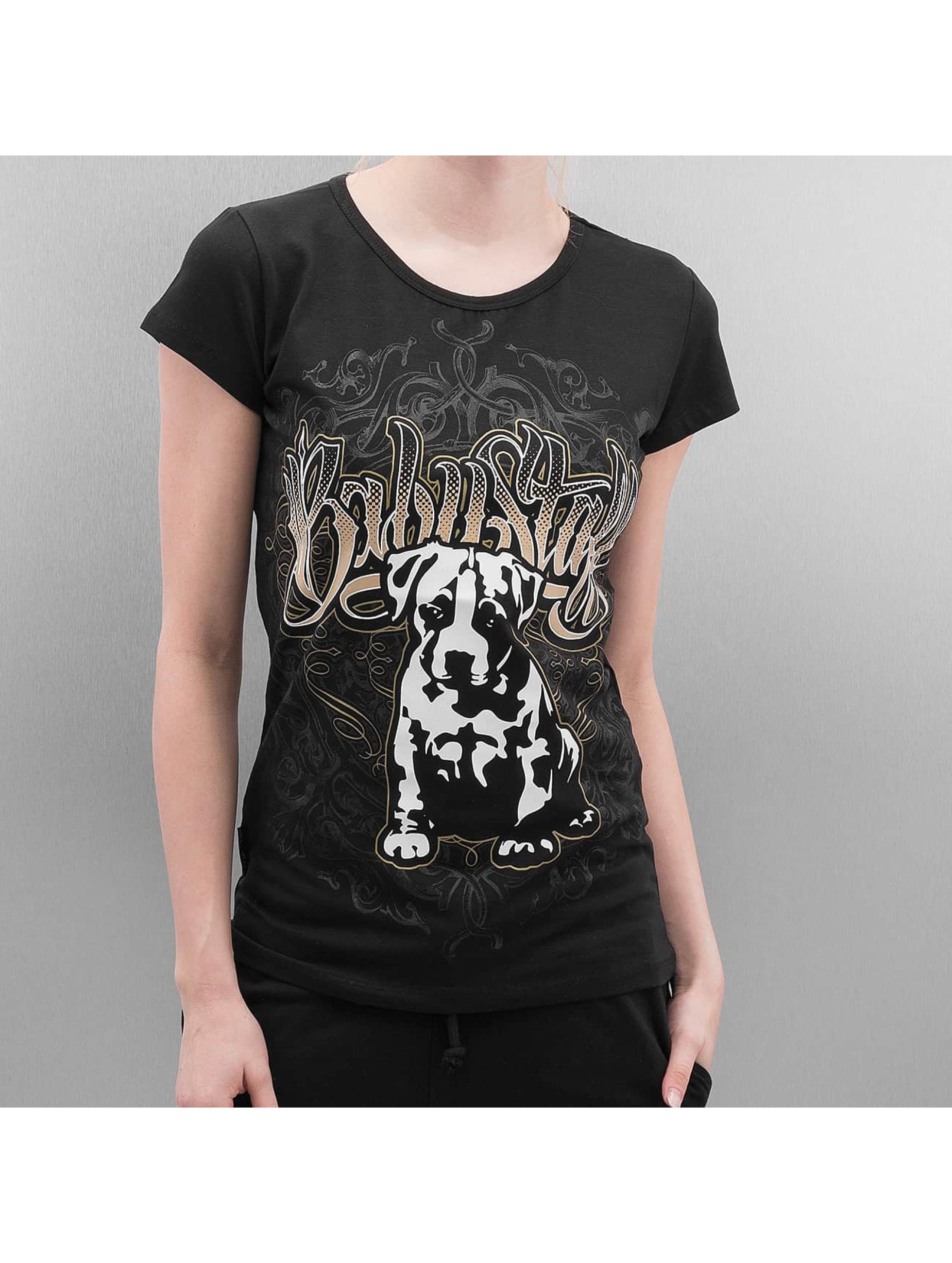 Babystaff Frauen T-Shirt Daxima in schwarz