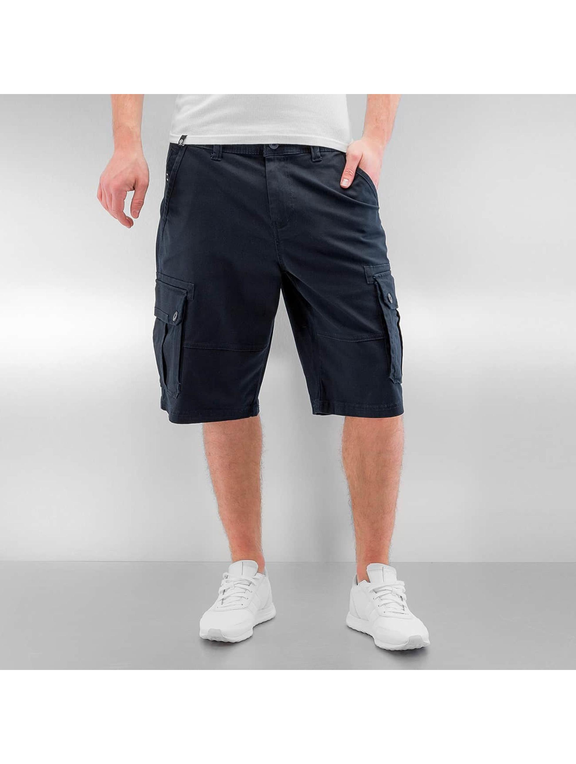 Southpole Männer Shorts Flex in blau