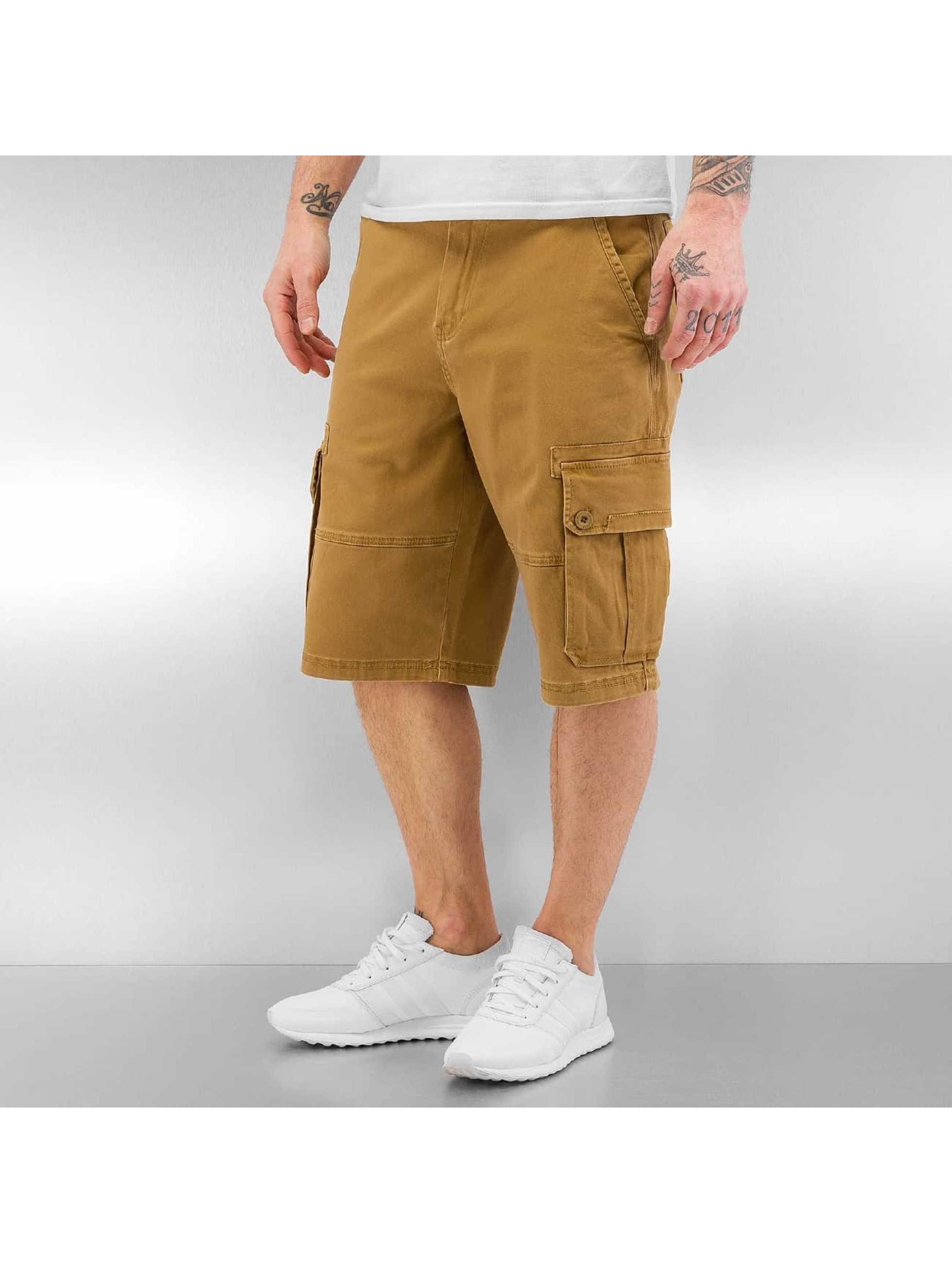 Southpole Männer Shorts Flex in beige